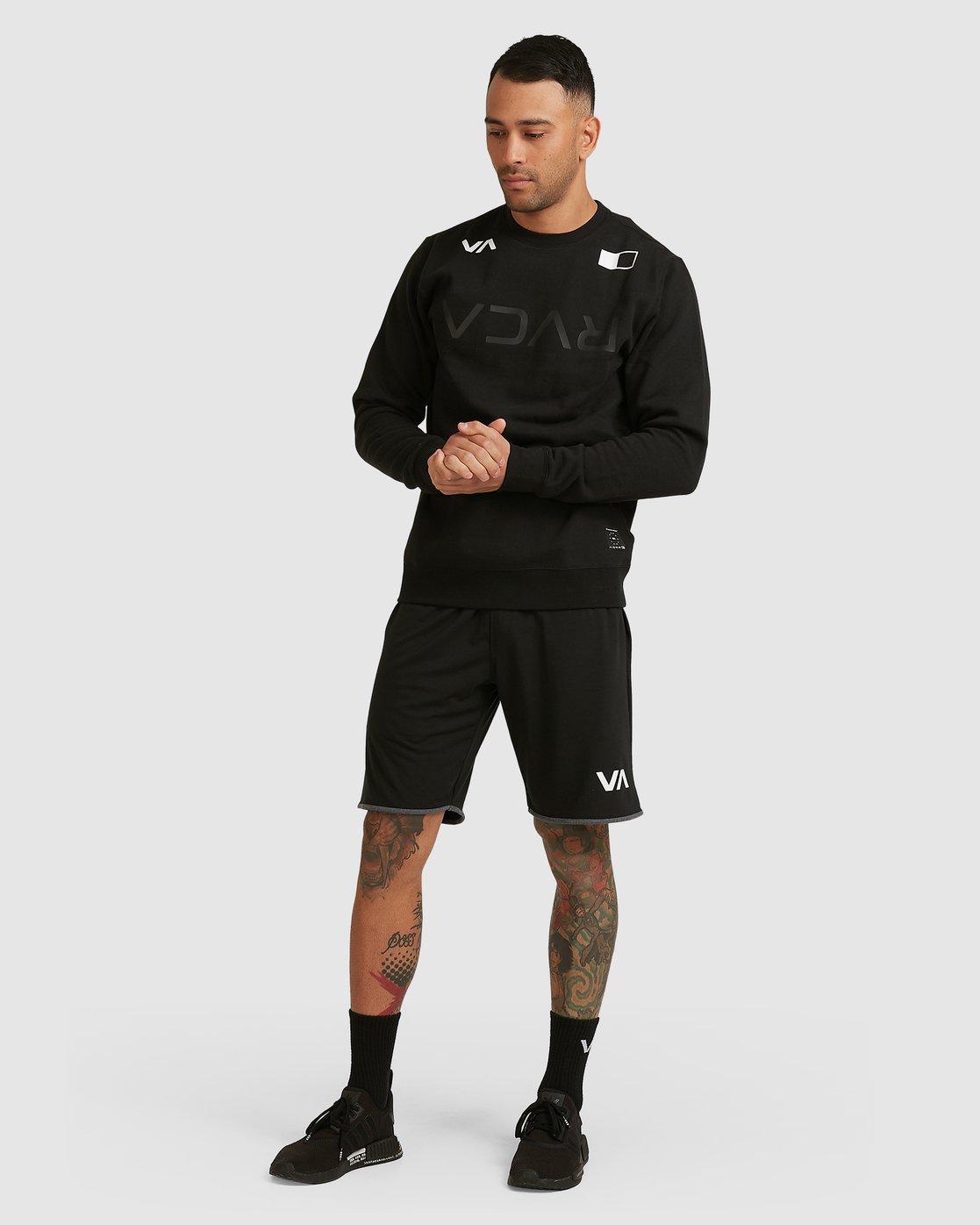 9 Sport Short IV Black R305314 RVCA