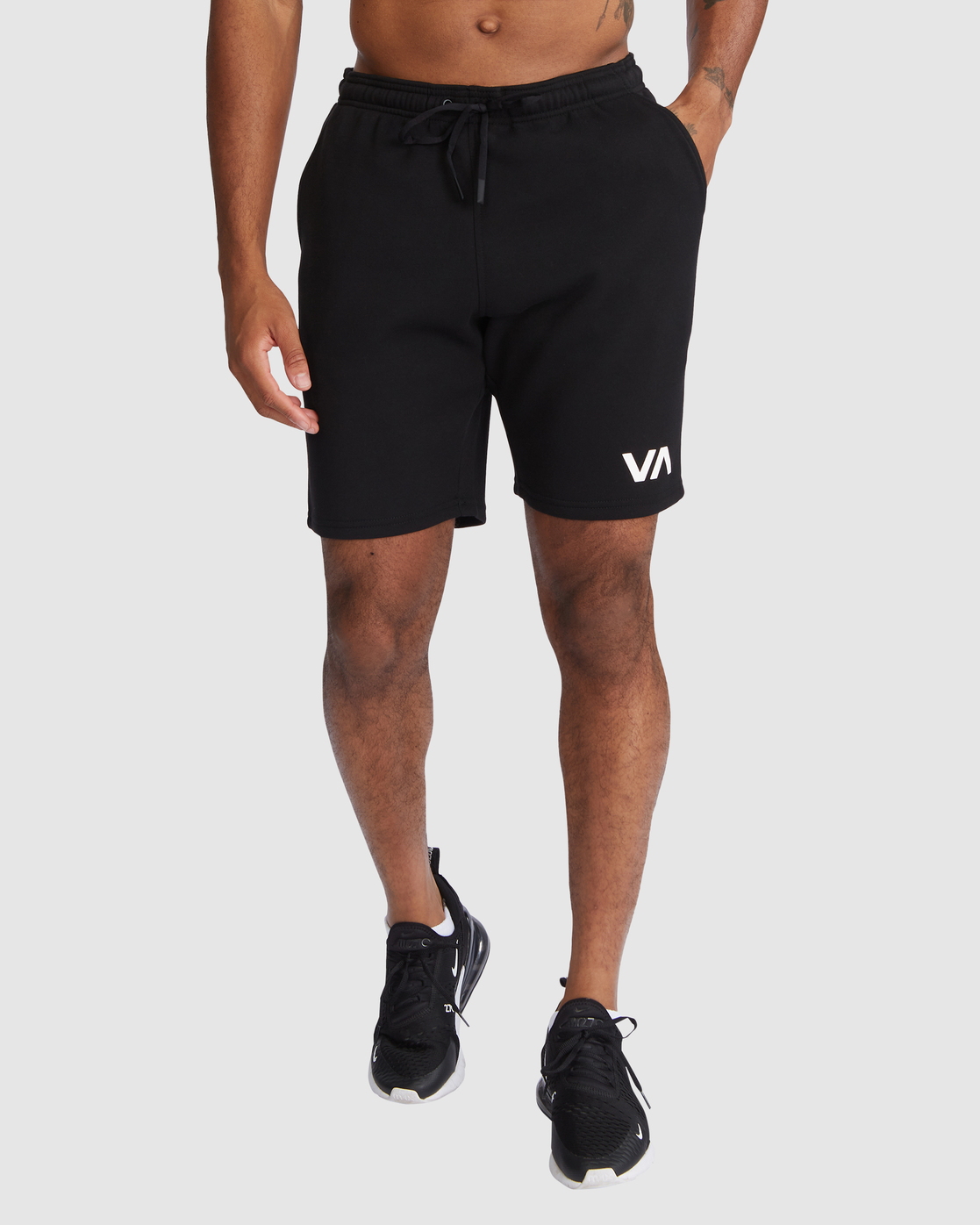 1 Sport Short IV Black R305314 RVCA