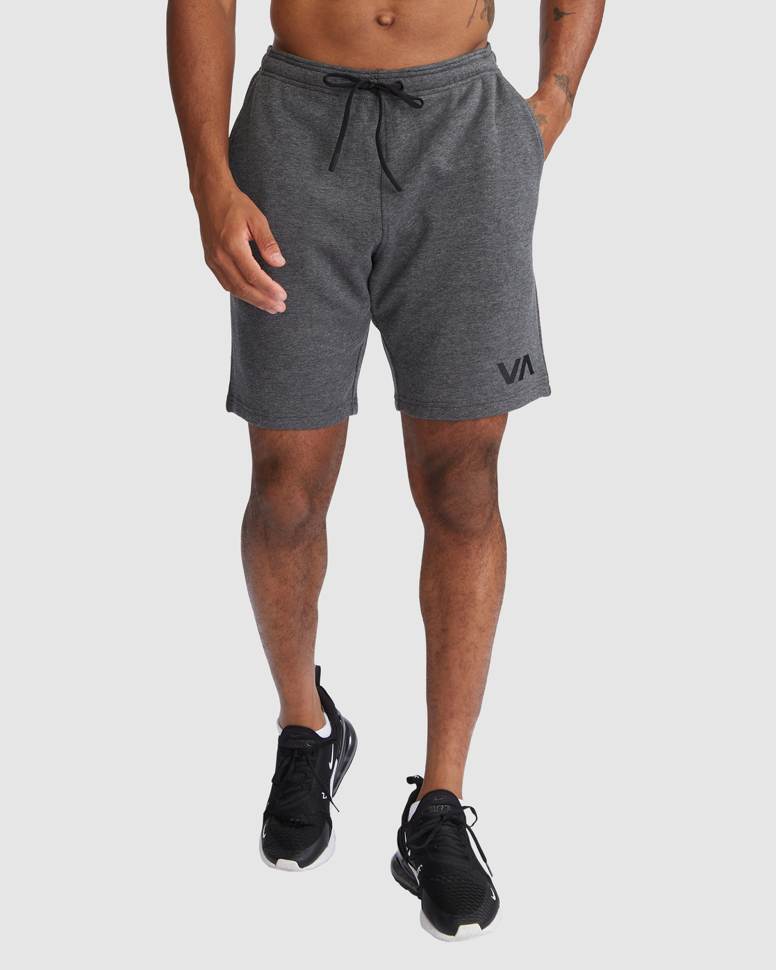 1 Sport Short IV Grey R305314 RVCA
