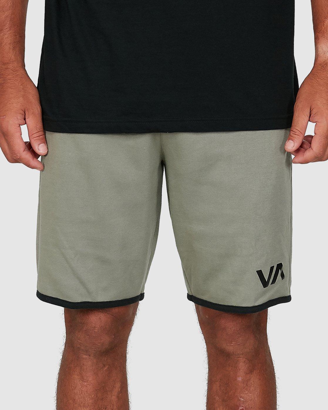 3 Sport Short IV Green R305314 RVCA