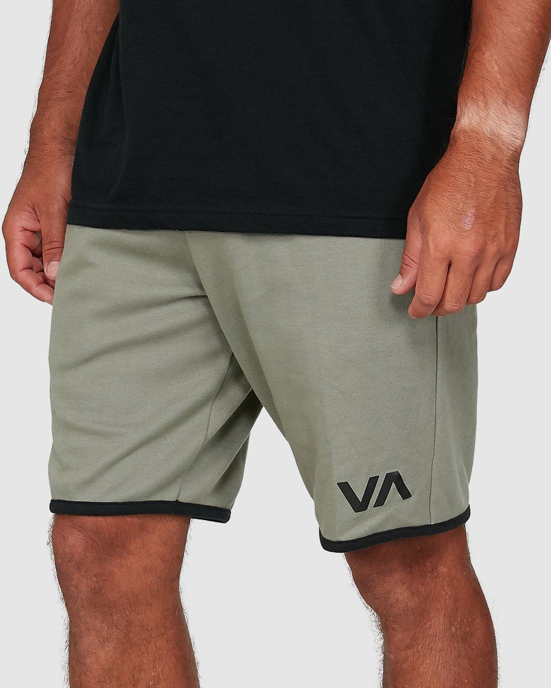 4 Sport Short IV Green R305314 RVCA