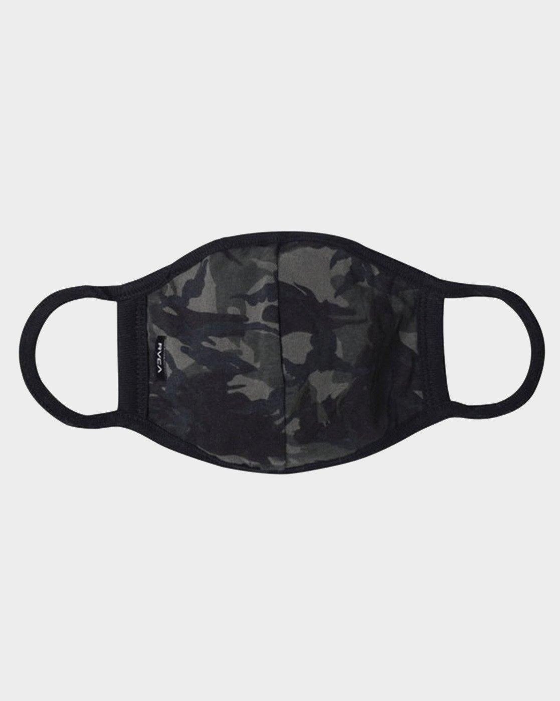 0 RVCA Face Masks Camo R306607 RVCA