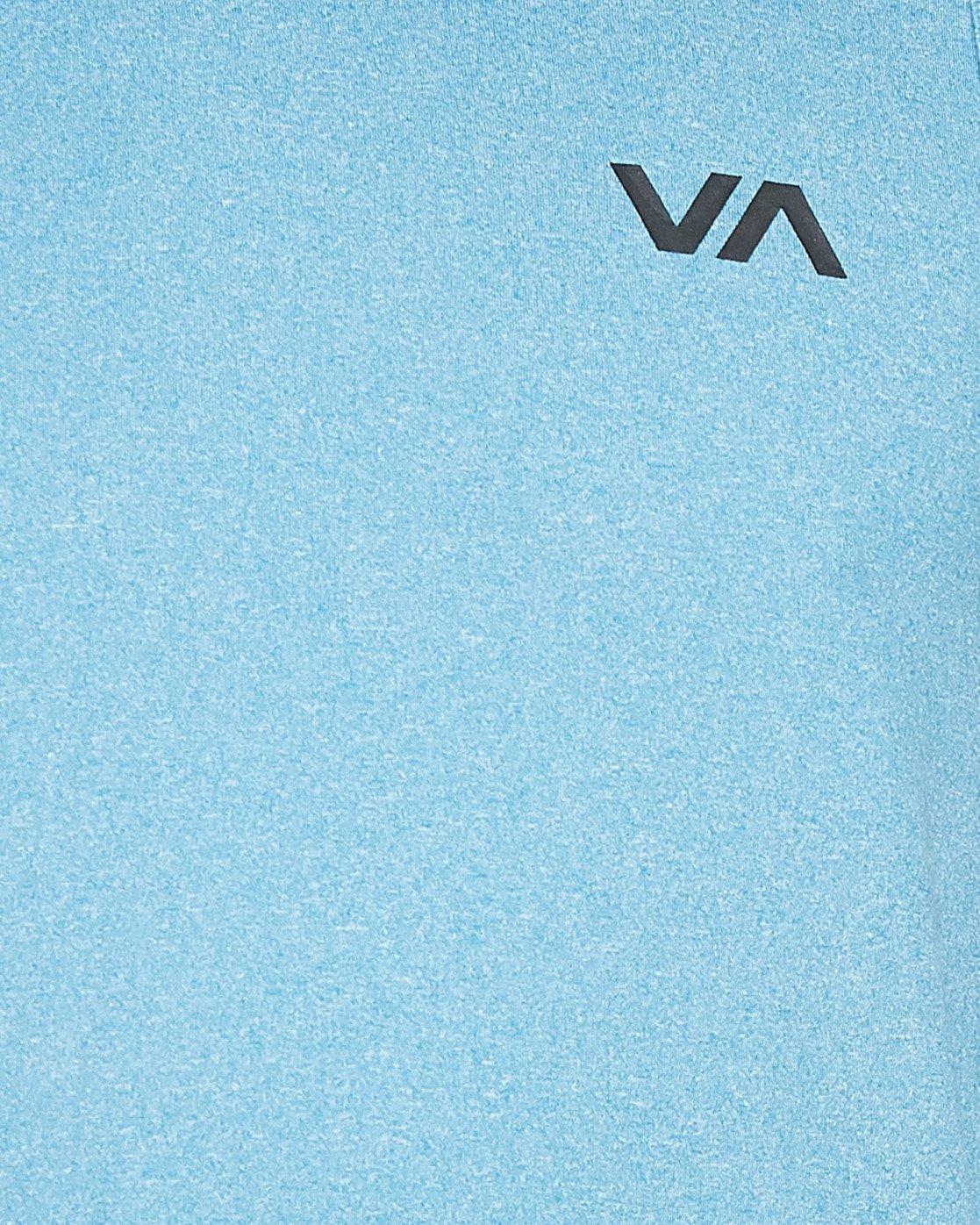 4 Sport Vent Sleeveless Top Blue R307001 RVCA