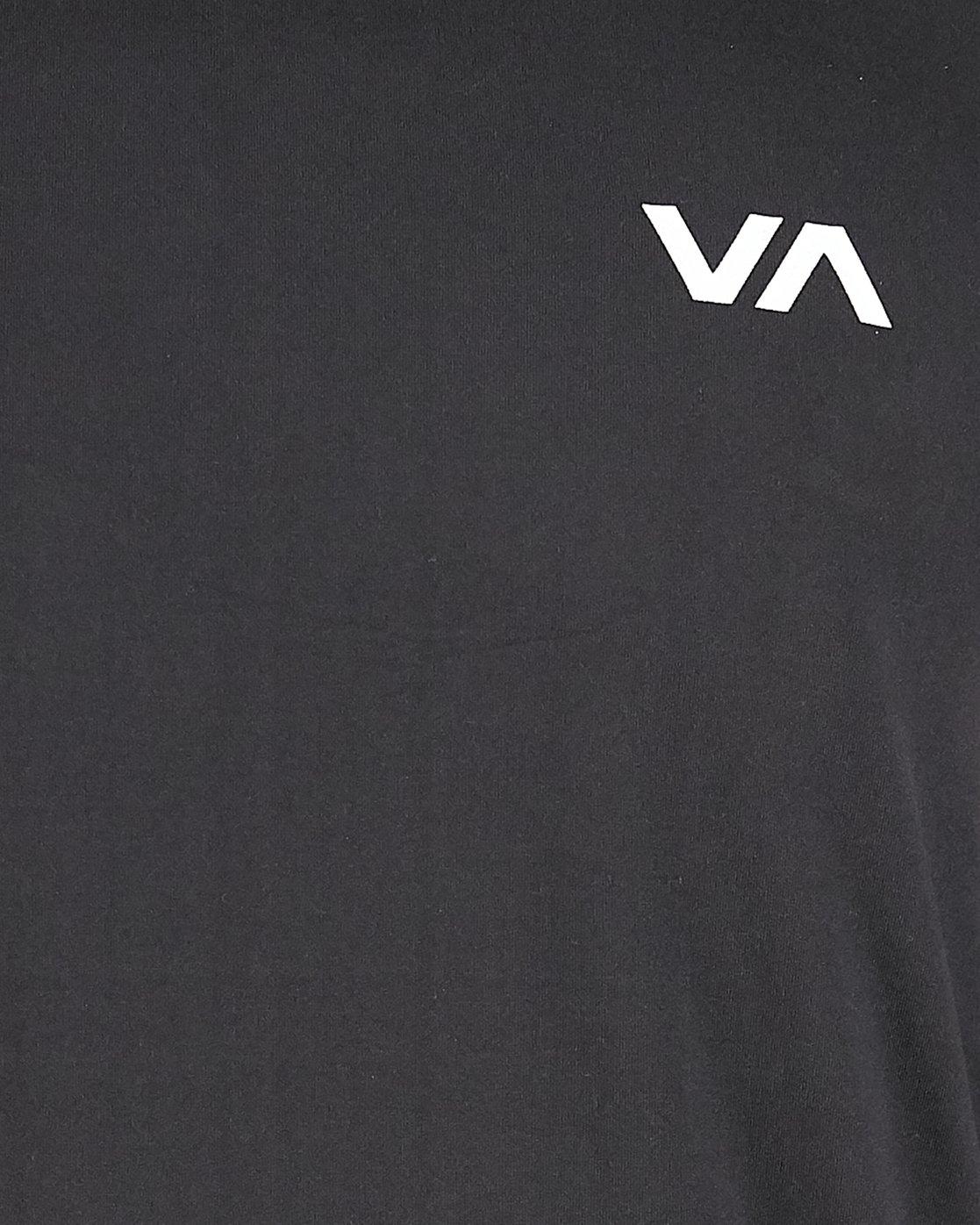 6 SPORT VENT SL Black R307001 RVCA