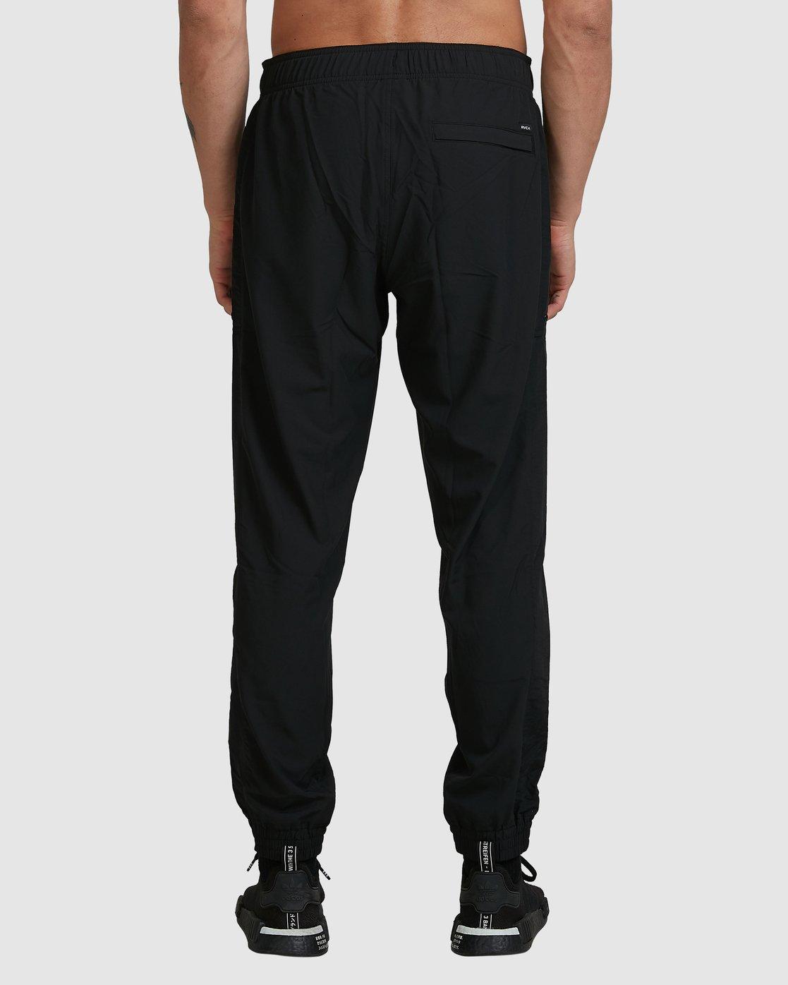 2 YOGGER PANTS Black R307275 RVCA