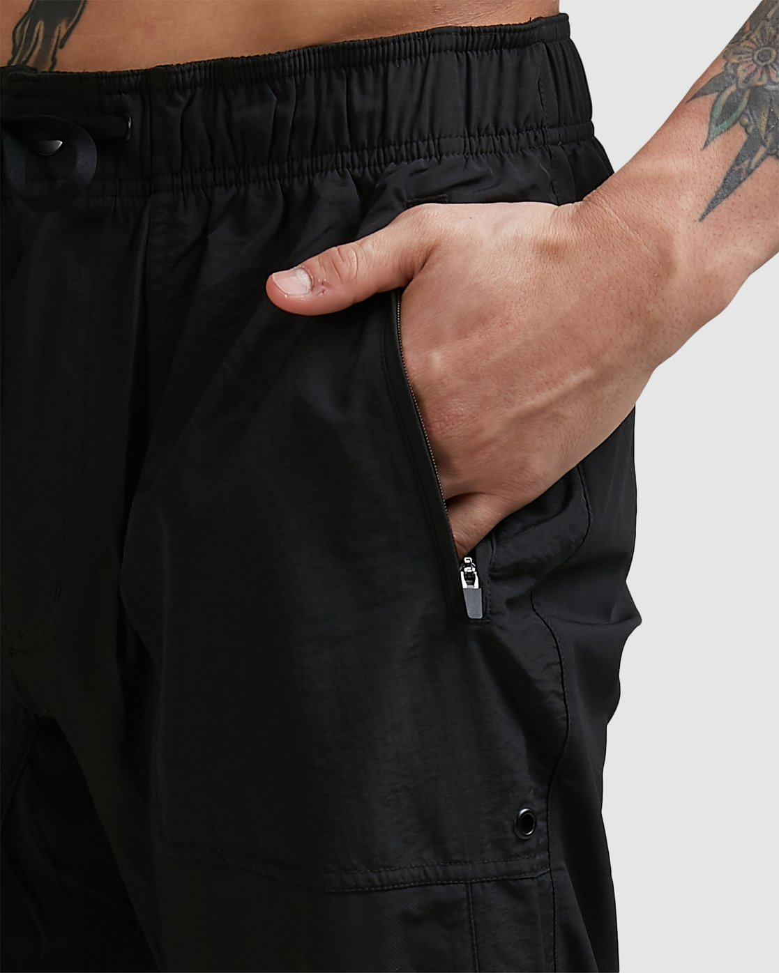 3 YOGGER PANTS Black R307275 RVCA