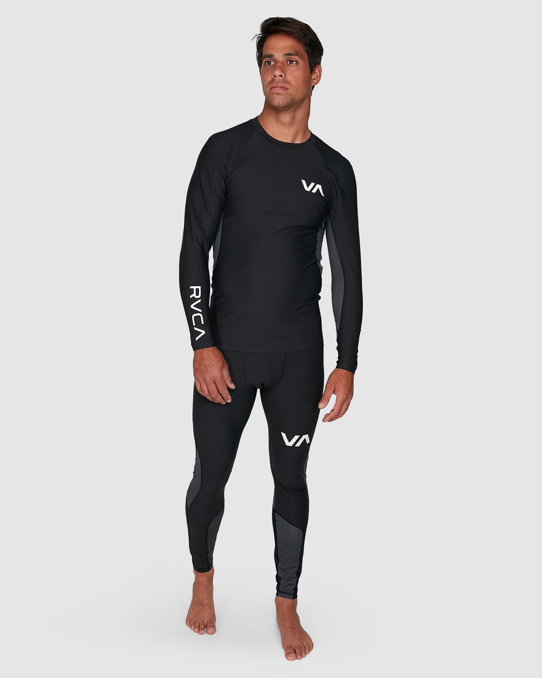 14 Compression Pant Black R307278 RVCA