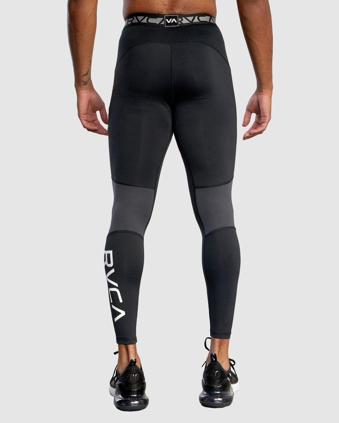 4 Compression Pant Black R307278 RVCA