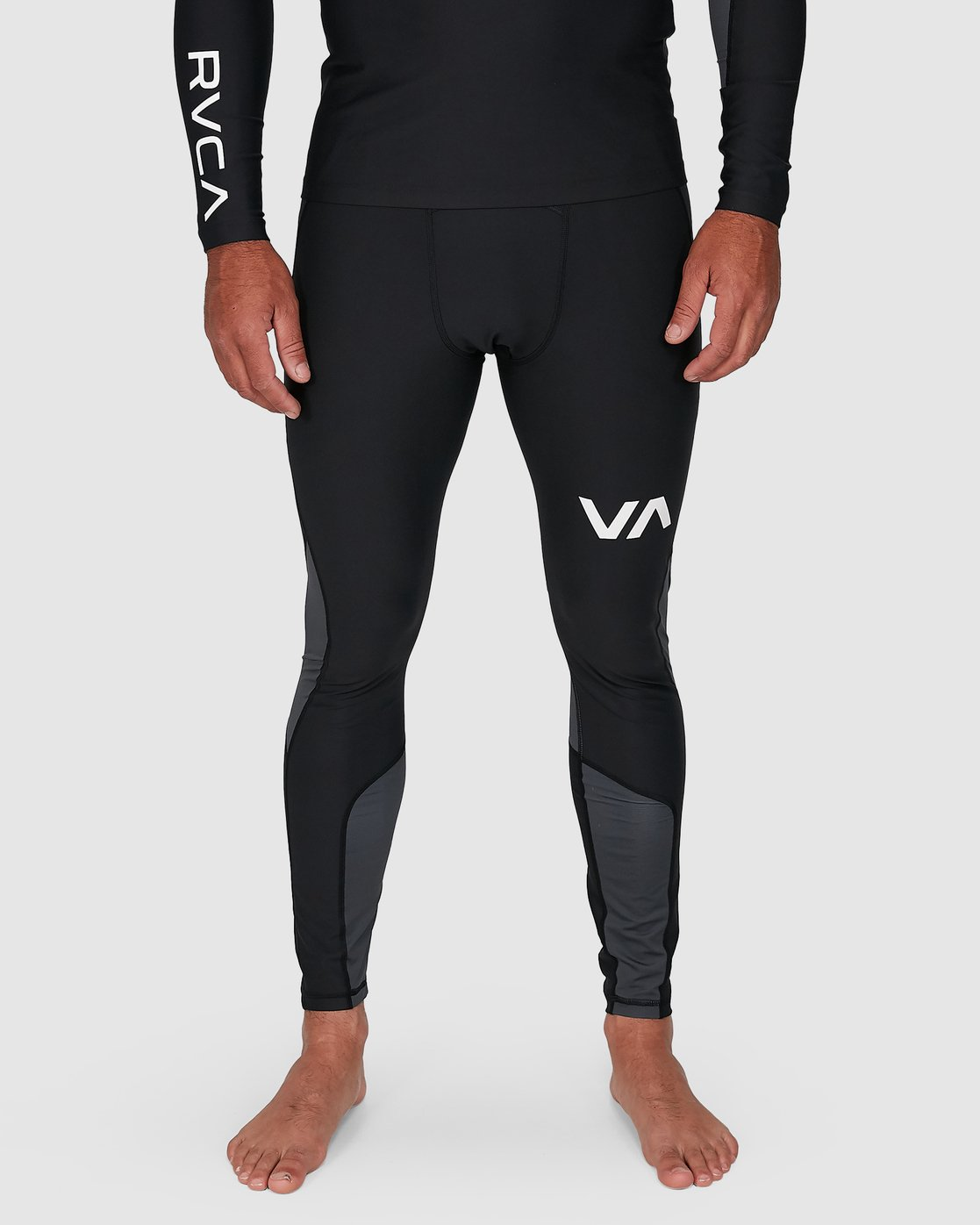 10 Compression Pant Black R307278 RVCA