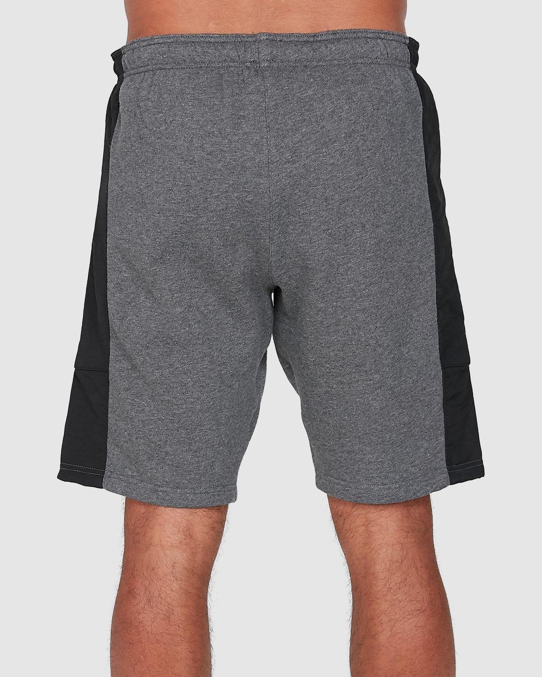 2 Hybrid Shorts Grey R307316 RVCA