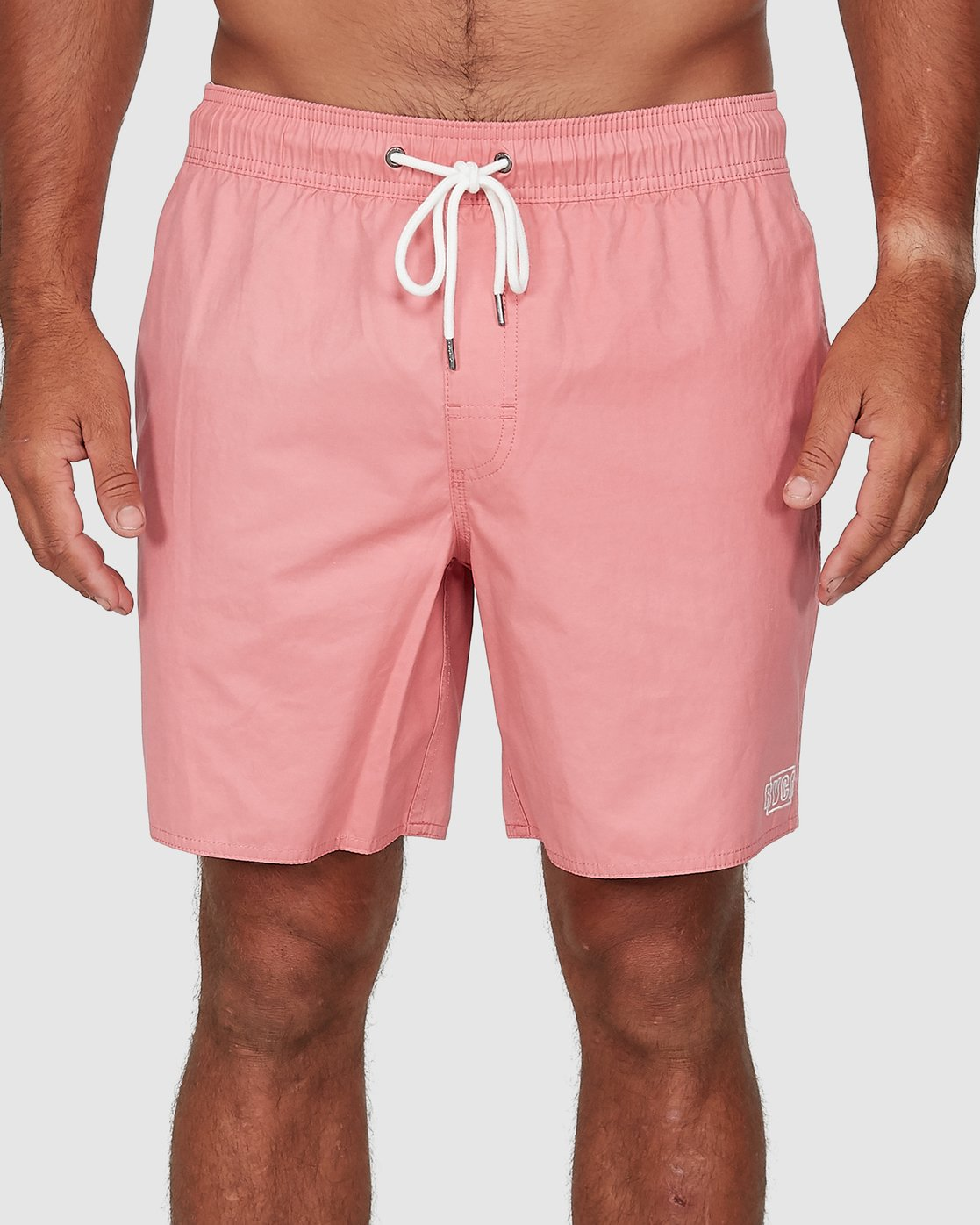 3 OPPOSITES ELASTIC 2 Pink R307401 RVCA