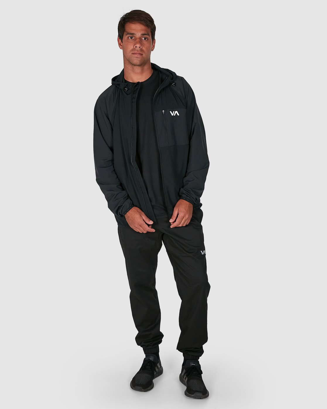 7 YOGGER JACKET Black R307437 RVCA