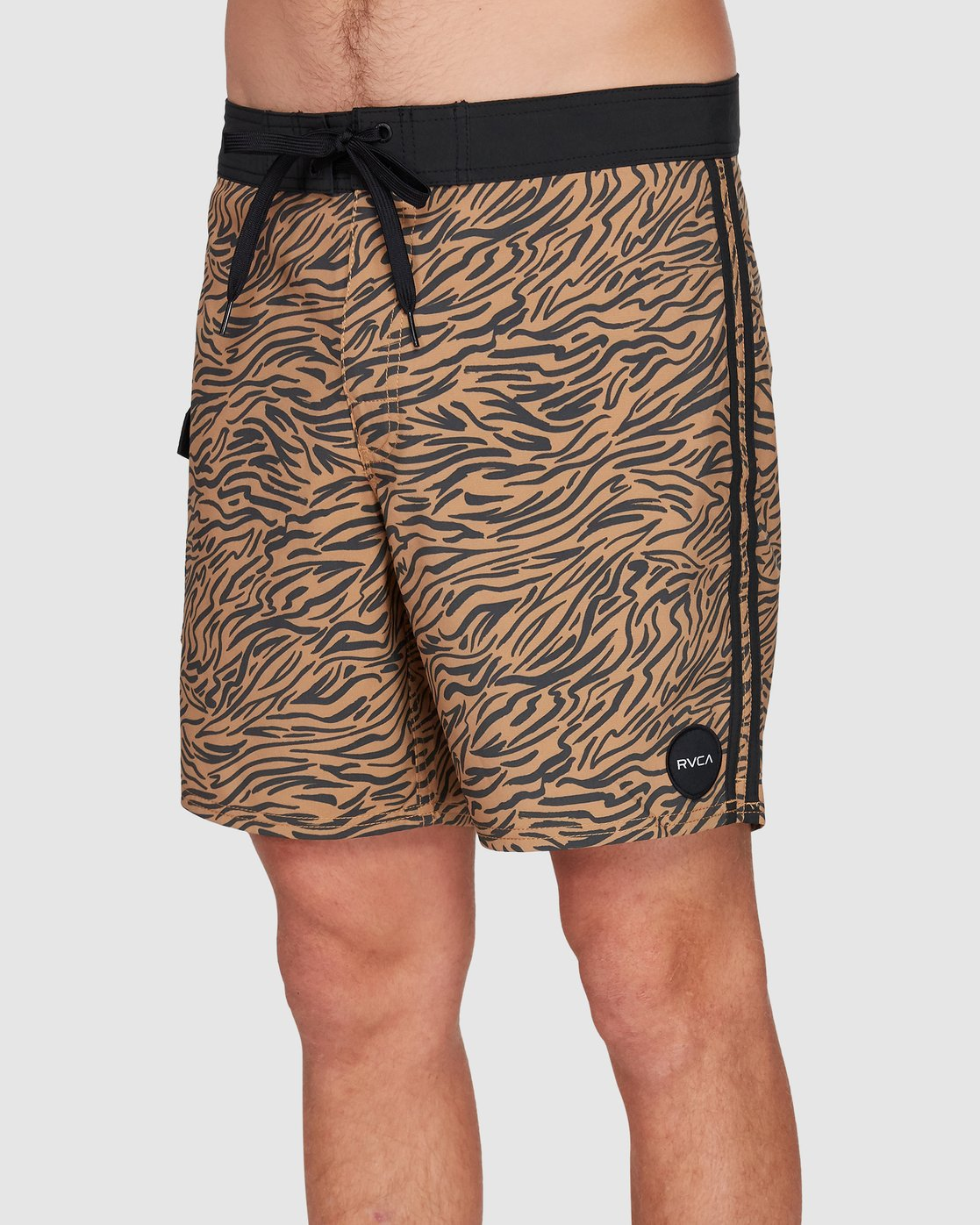 2 Restless Boardshorts Yellow R308401 RVCA