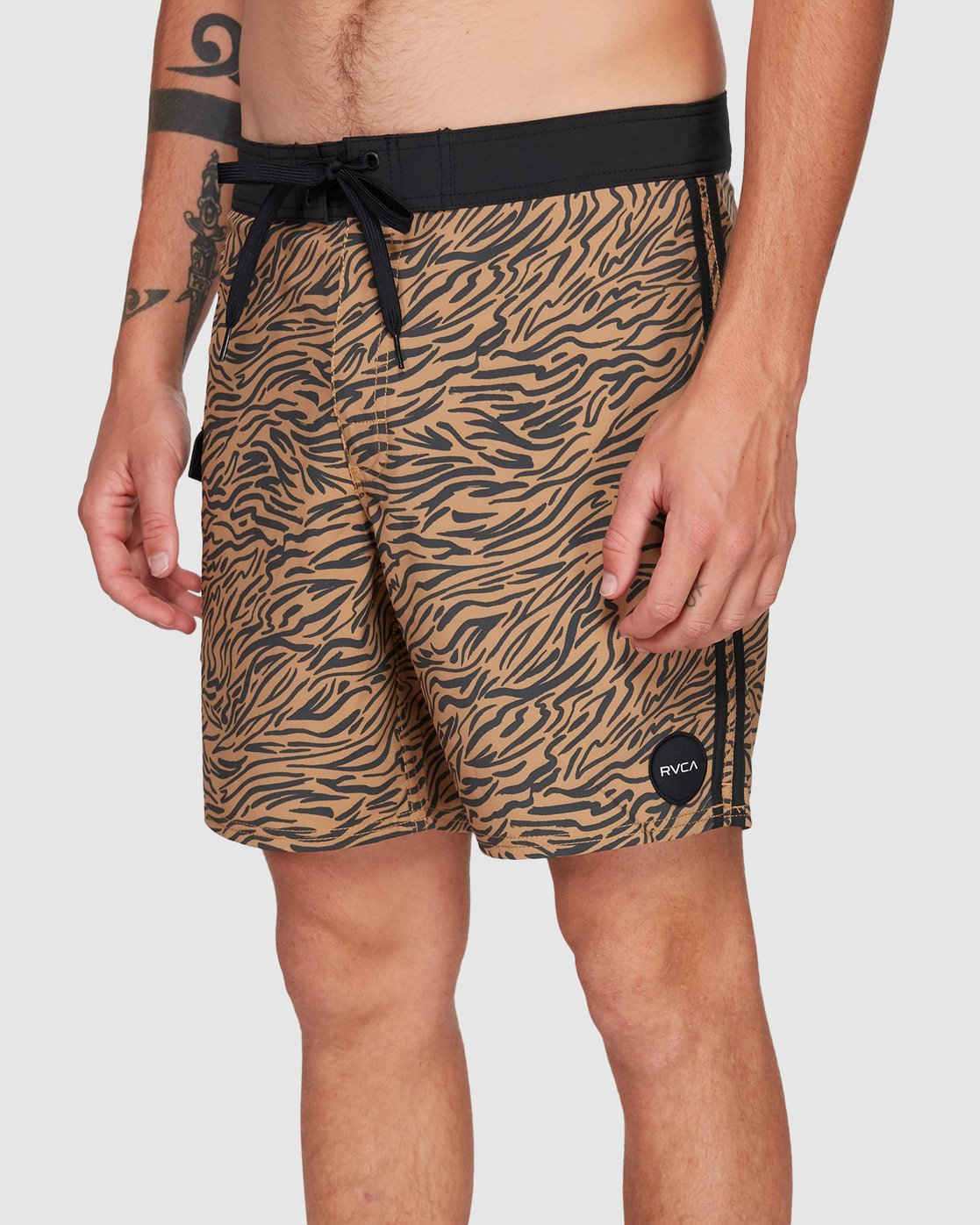 5 Restless Boardshorts Yellow R308401 RVCA