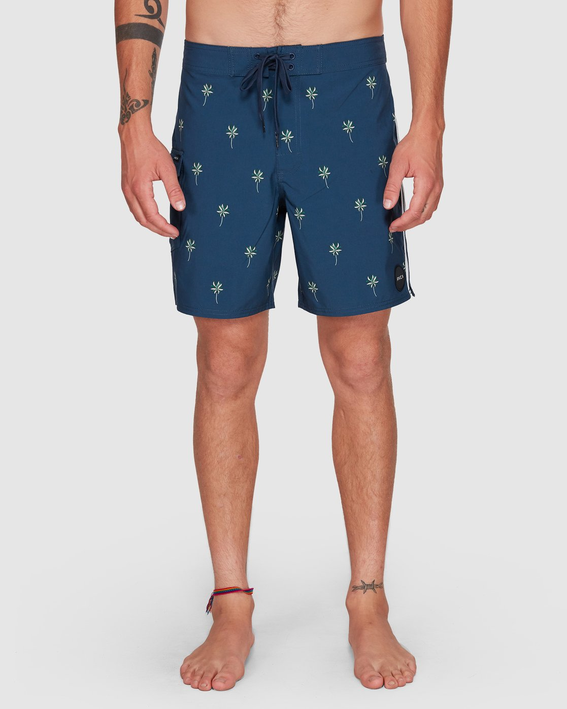 9 Restless Boardshorts Blue R308401 RVCA