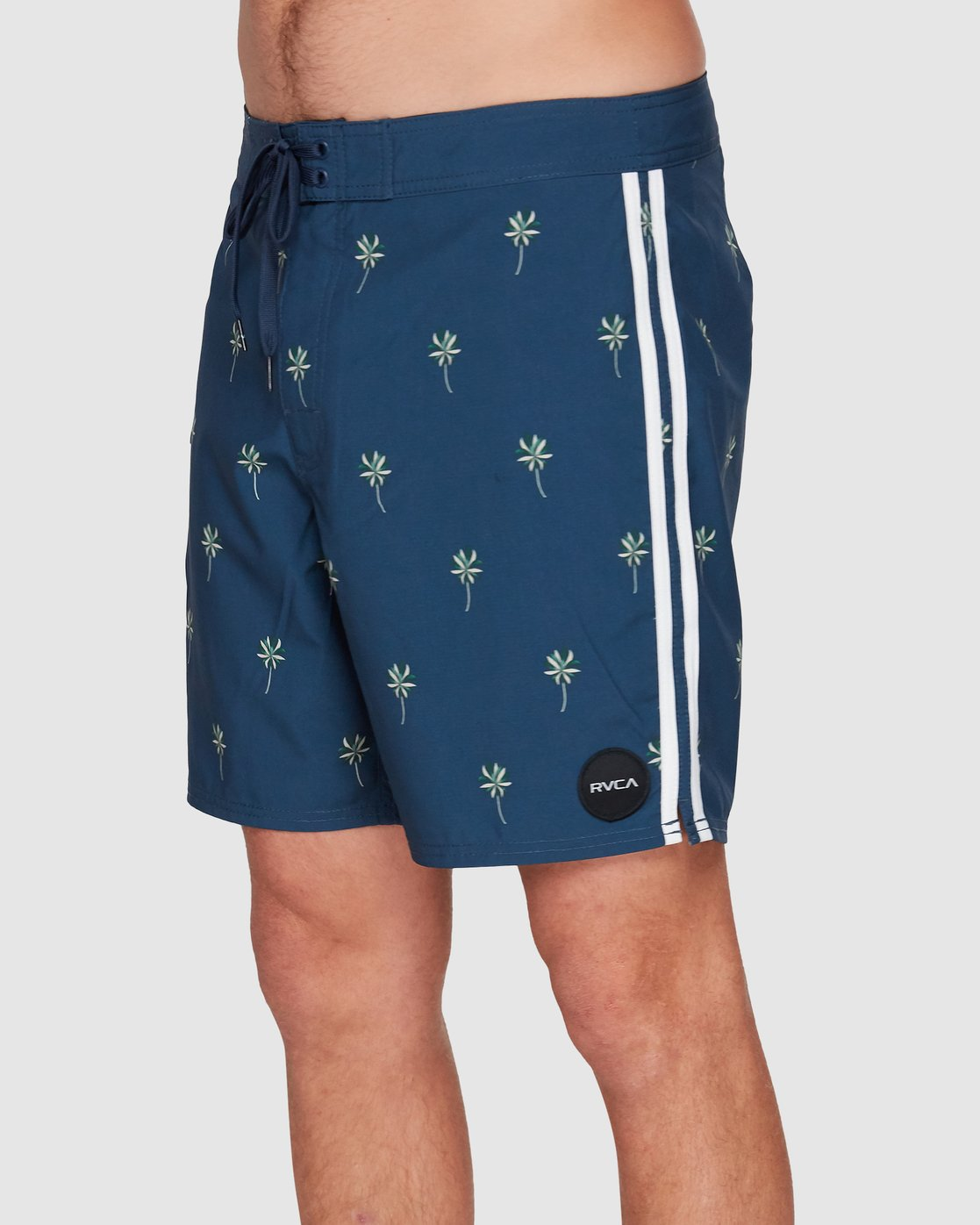 4 Restless Boardshorts Blue R308401 RVCA