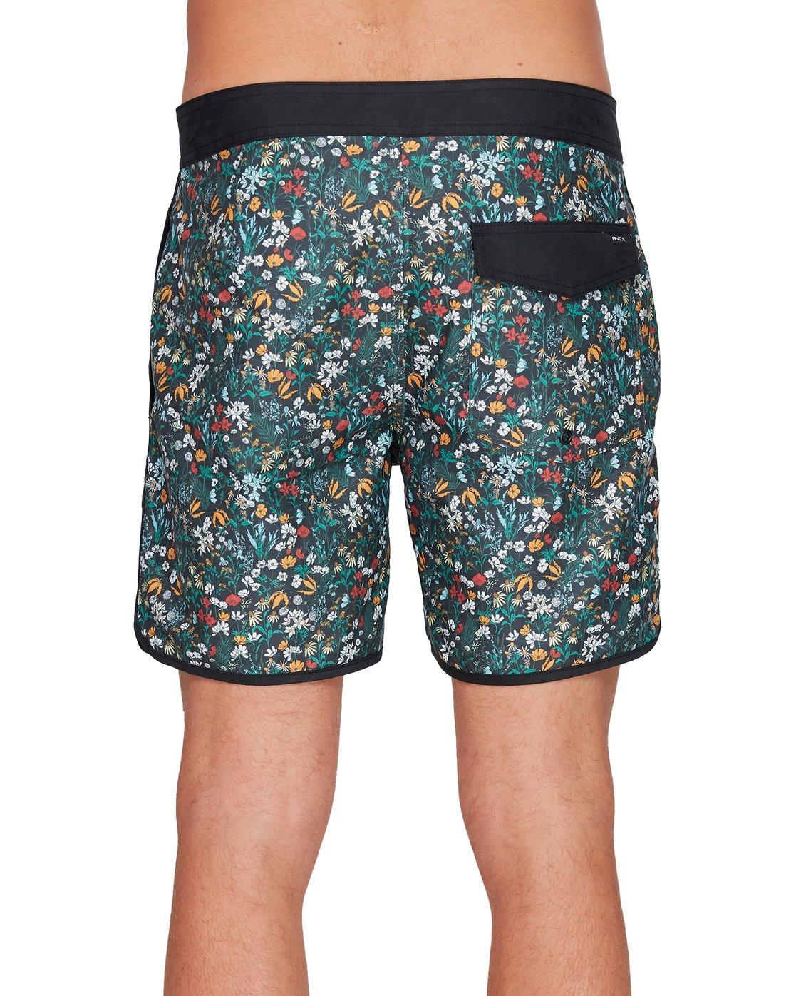 1 Freeport Boardshorts Grey R308402 RVCA