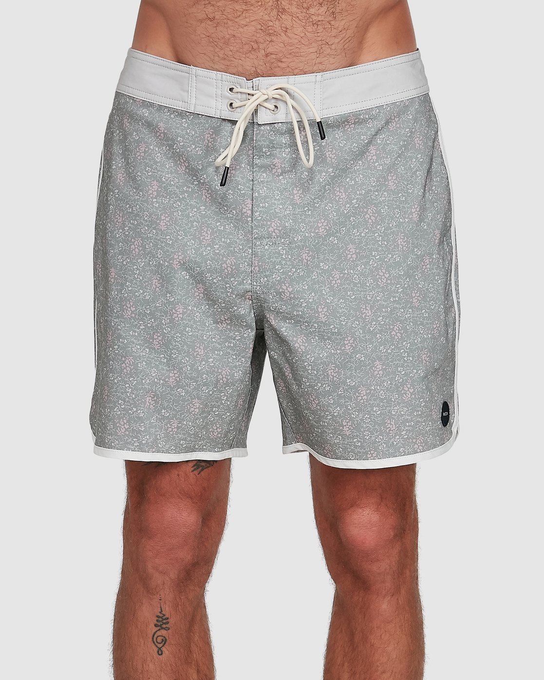 1 Freeport Boardshorts Green R308402 RVCA