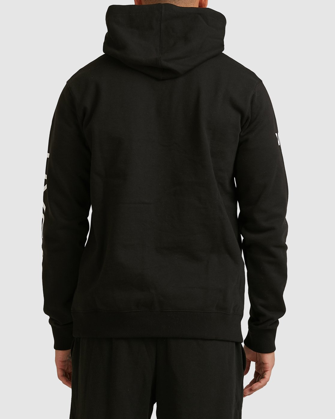 2 PARILLO BOXING CLUB HOODIE Black R317165 RVCA