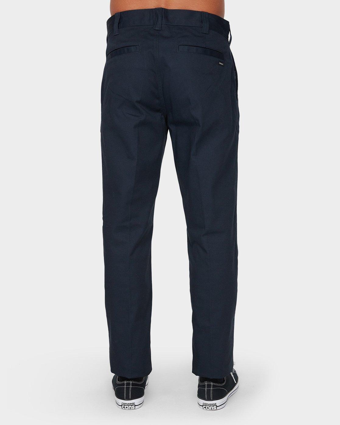 2 Daggers Twill Pants Black R343271 RVCA