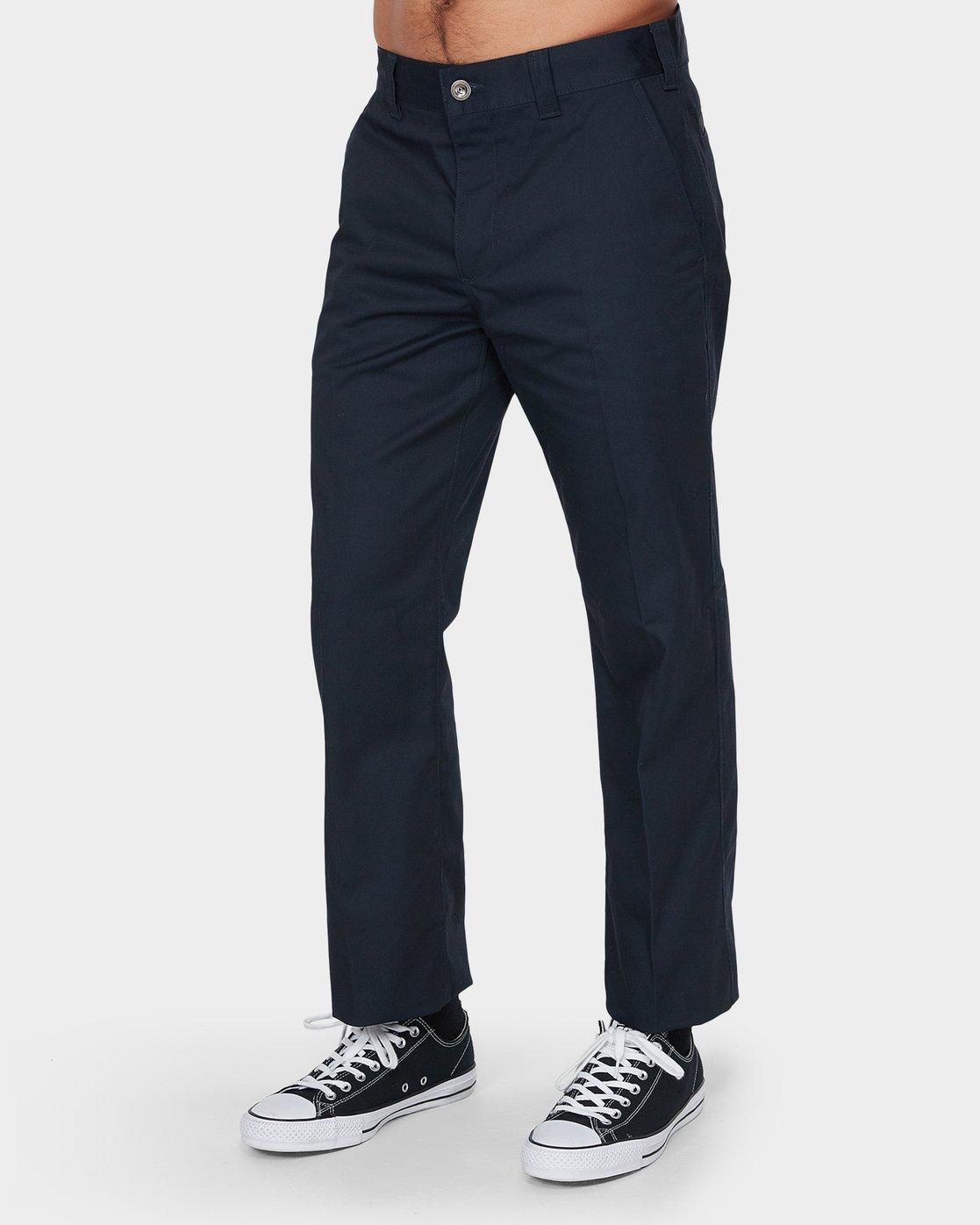 3 Daggers Twill Pants Black R343271 RVCA
