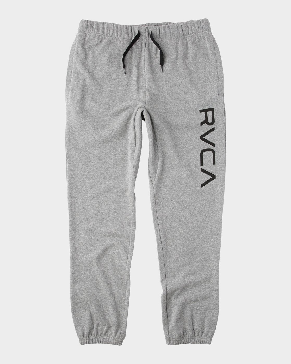 2 Big RVCA Sweat Pant Grey R371155 RVCA