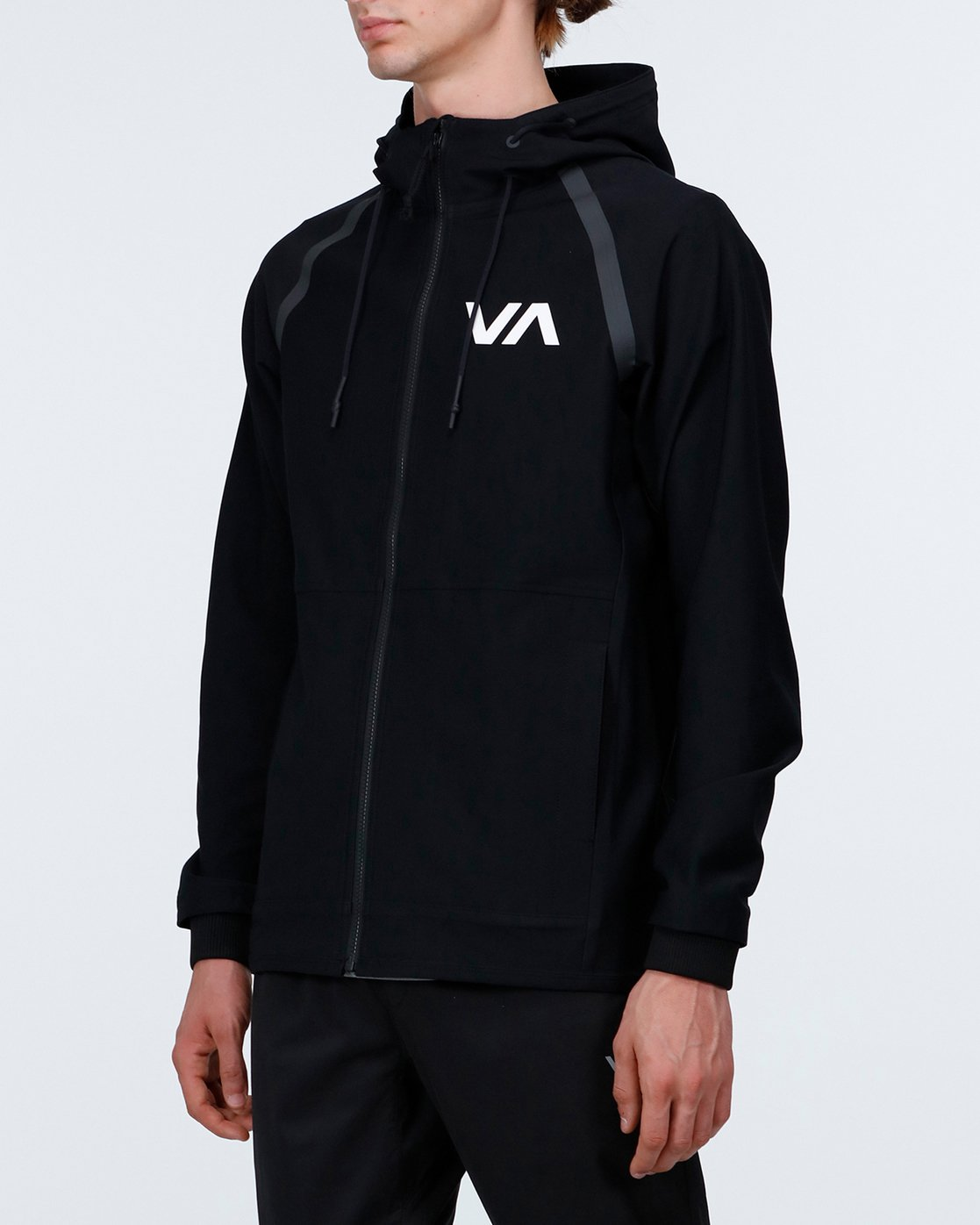 1 Grappler Jacket Black R371437 RVCA