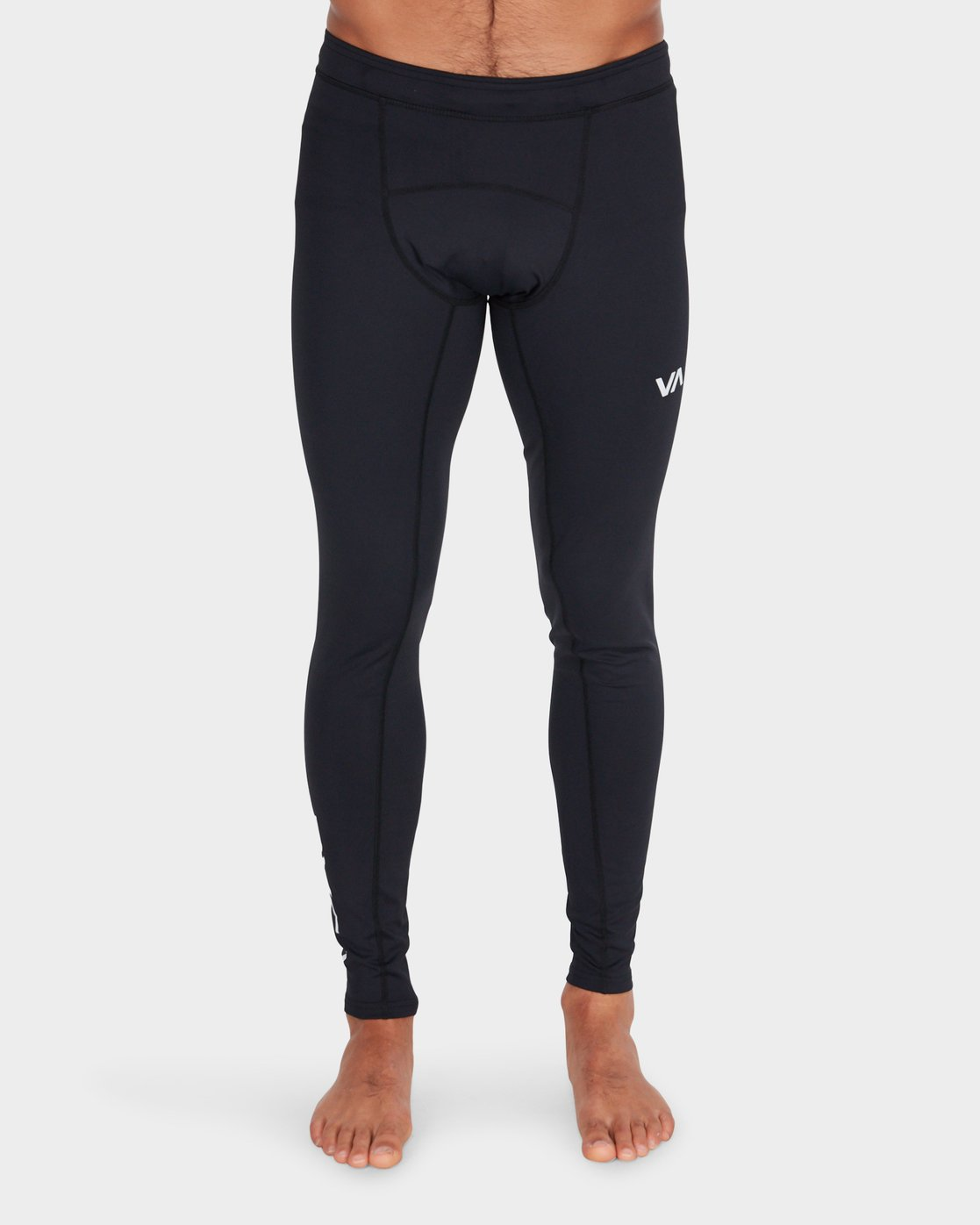 1 Va Compression Pant Black R381271 RVCA