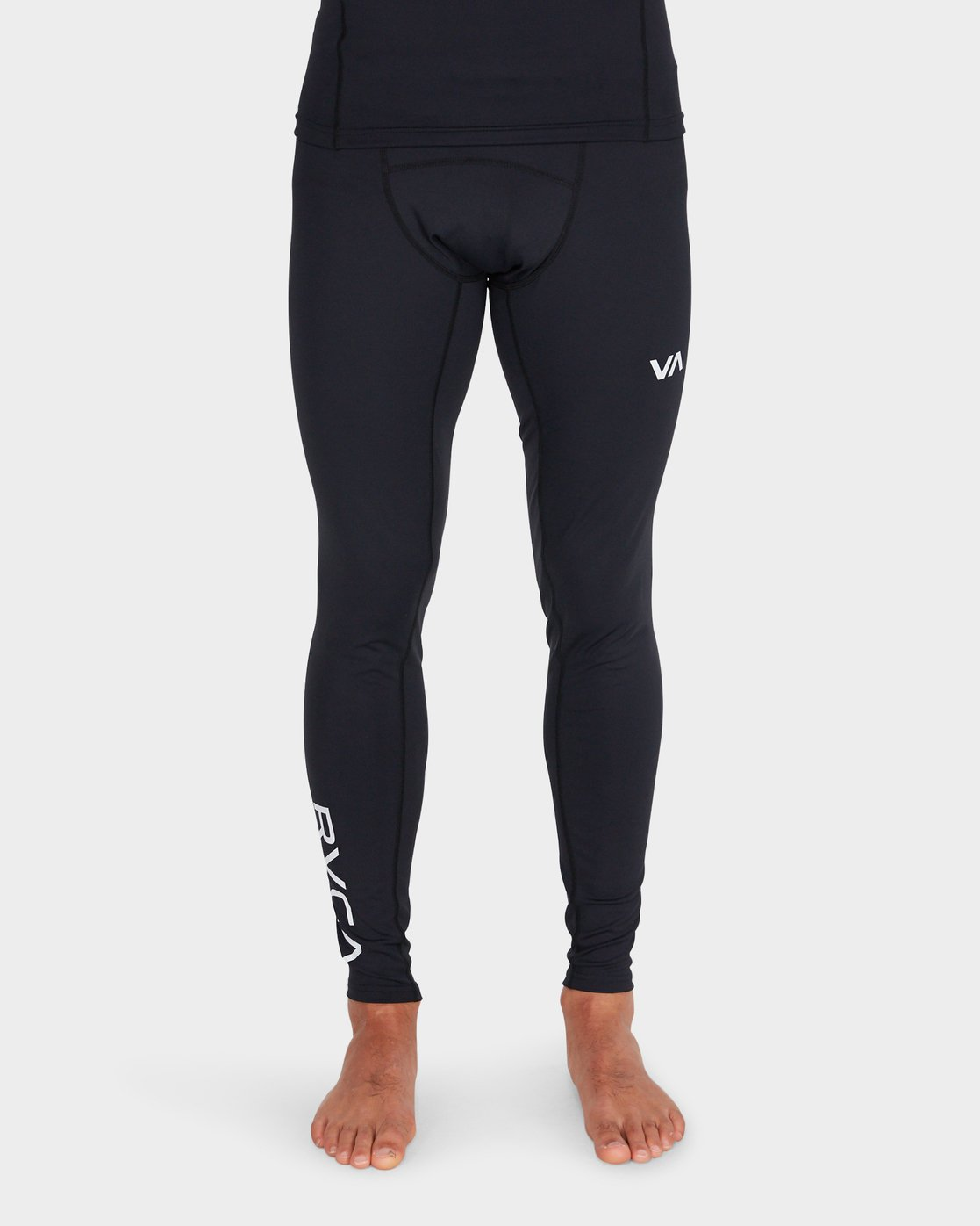 4 Va Compression Pant Black R381271 RVCA