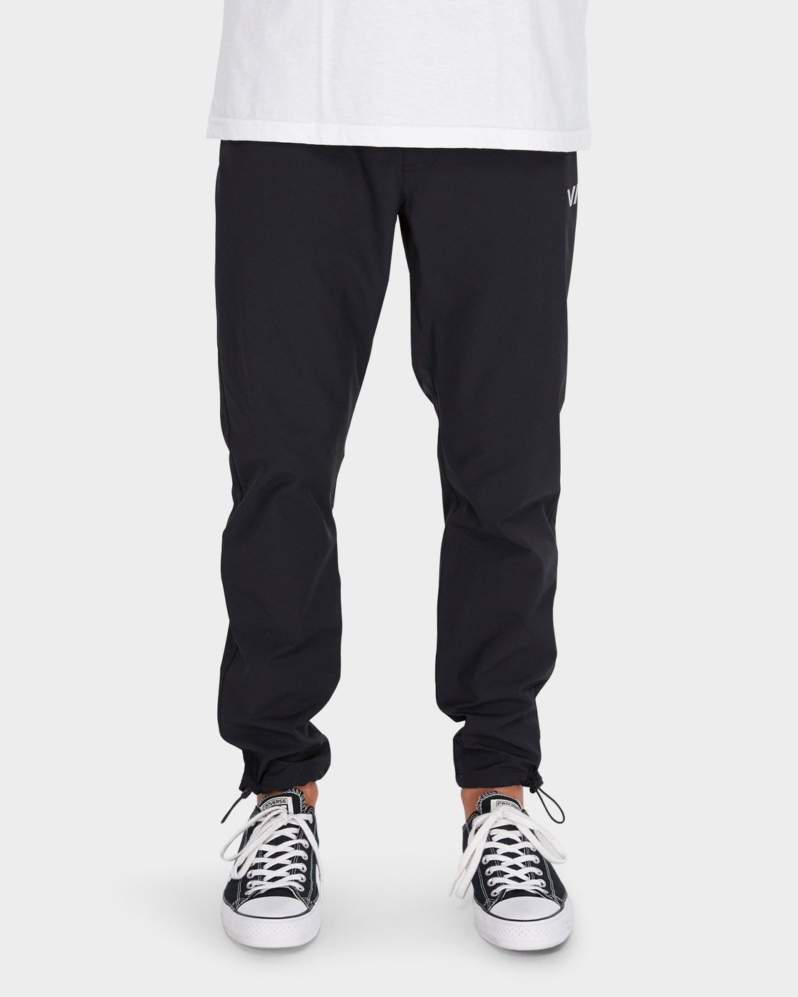 4 VA Tech Pant Black R381275 RVCA