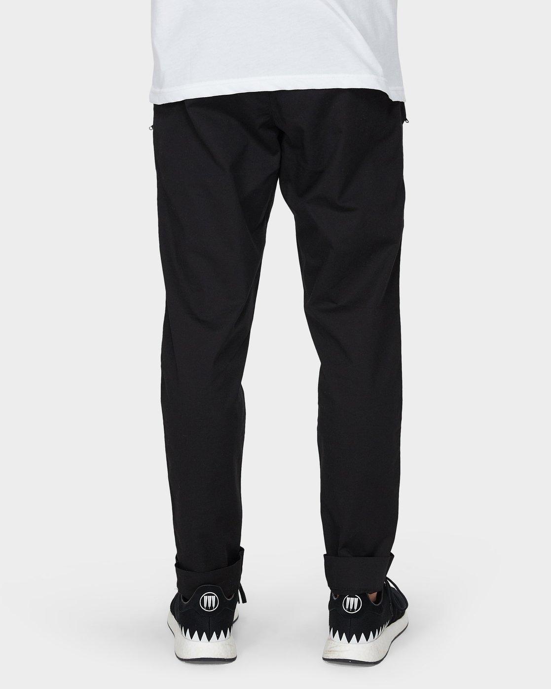 5 Vamok Pants Black R381276 RVCA