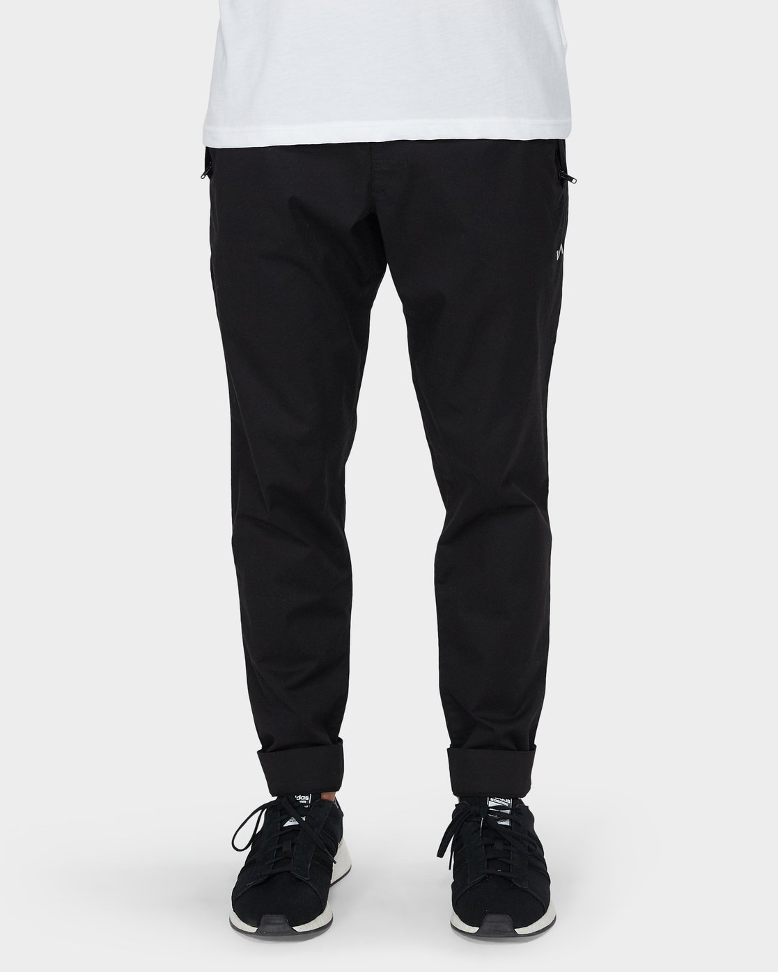 4 Vamok Pants Black R381276 RVCA