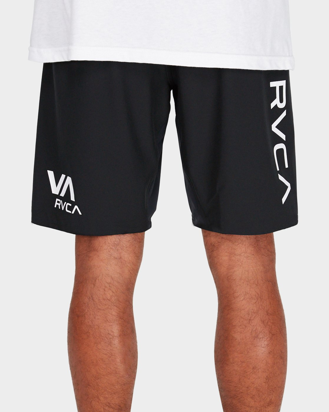 """5 Scrapper 2 19"""" Shorts Black R381318 RVCA"""