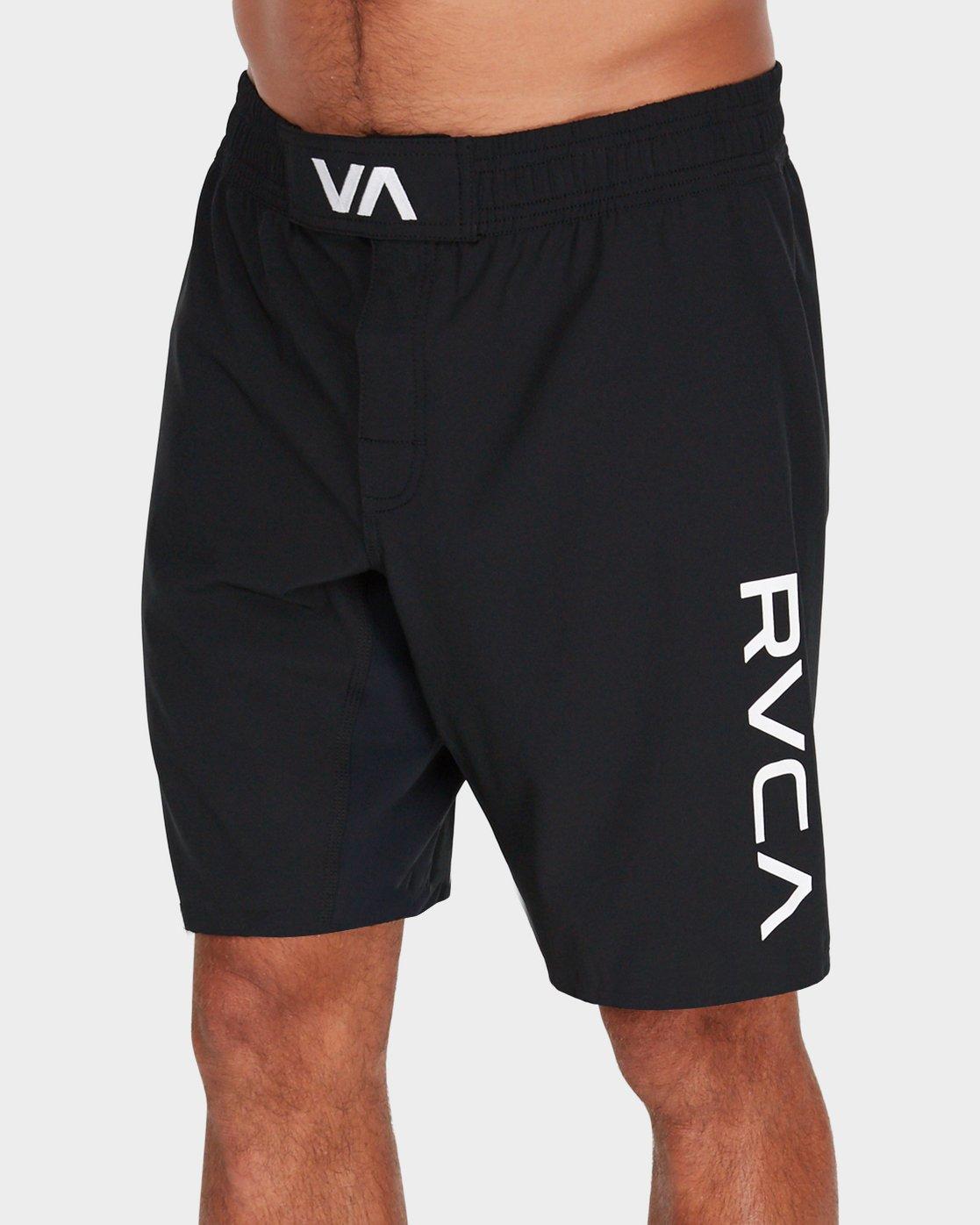 """0 Scrapper 2 19"""" Shorts Black R381318 RVCA"""