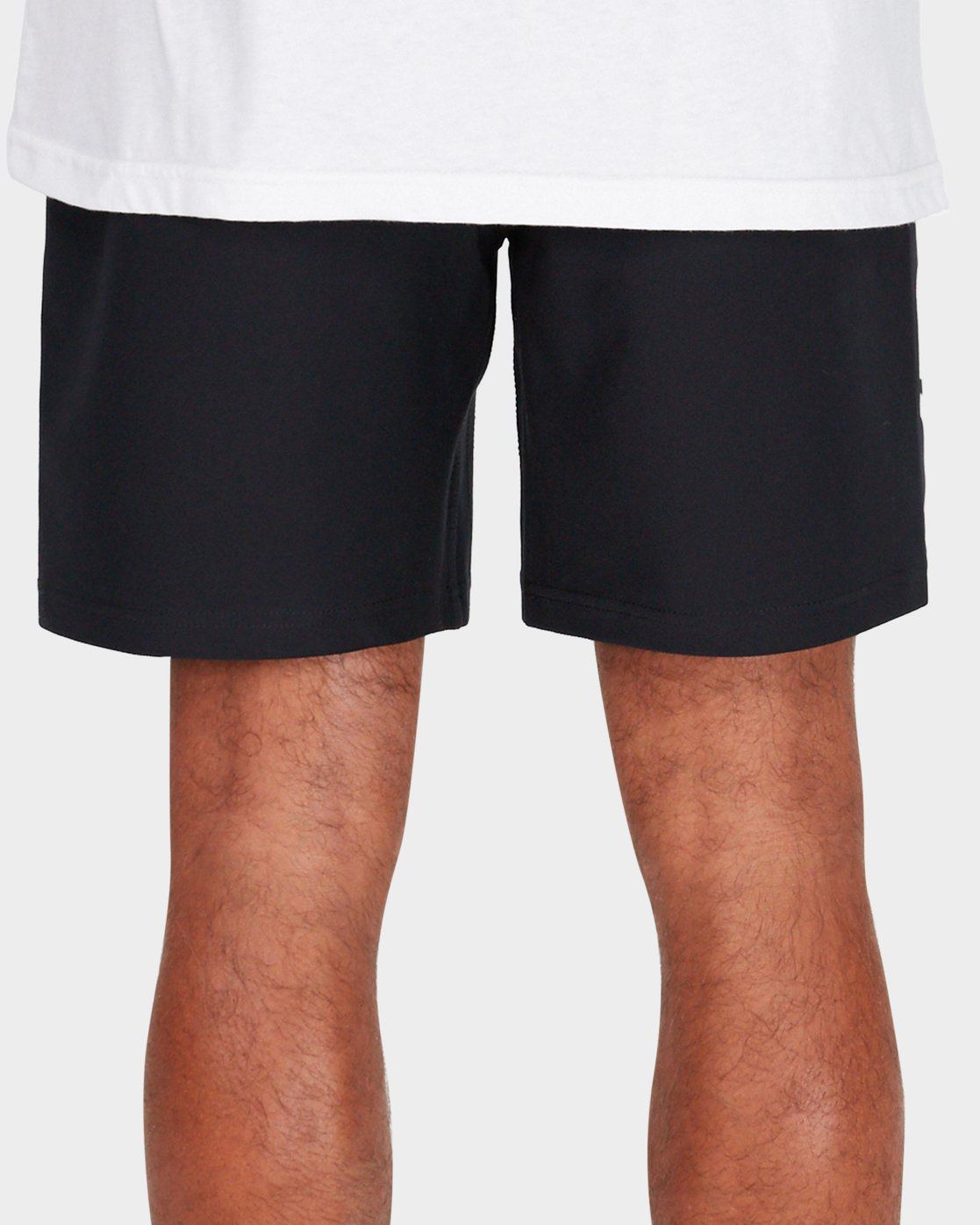 5 Grappler 17 inch Shorts Black R381320 RVCA