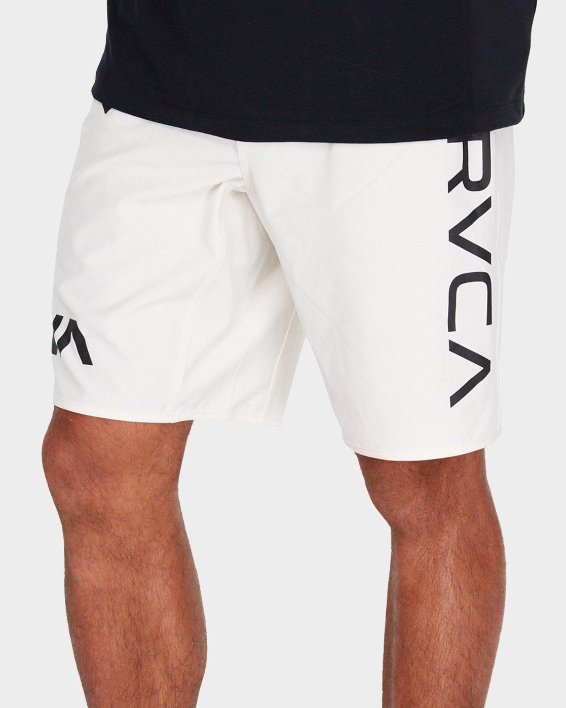 3 Bj Legend Short White R381321 RVCA