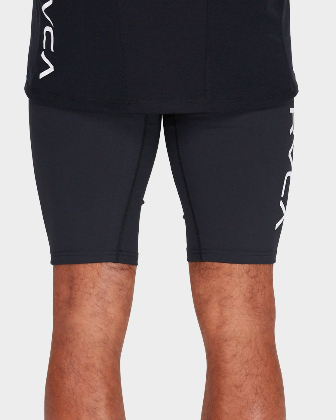 5 VA Compression Shorts Black R381322 RVCA