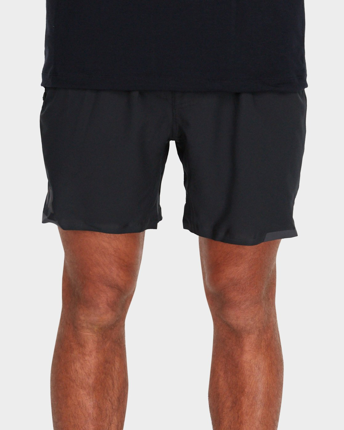 "4 Va Tech Short 16"" Shorts Black R381326 RVCA"