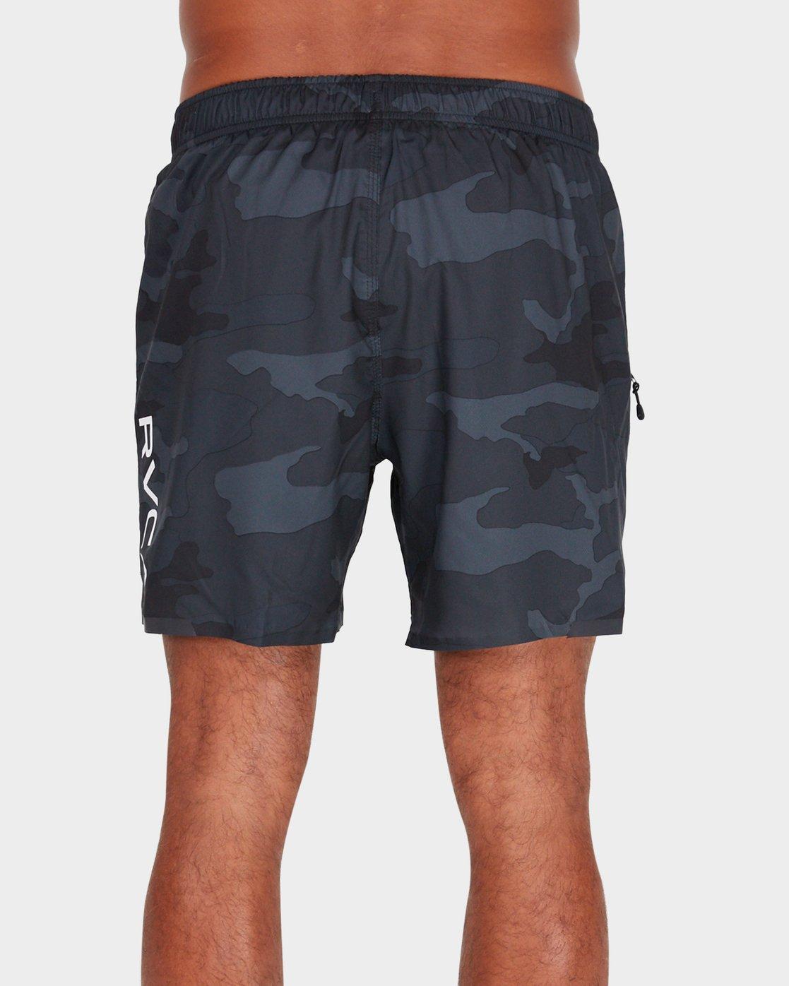 2 VA 16 inch Tech Shorts Camo R381326 RVCA