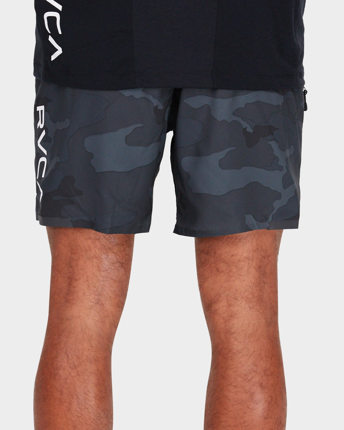 5 VA 16 inch Tech Shorts Camo R381326 RVCA