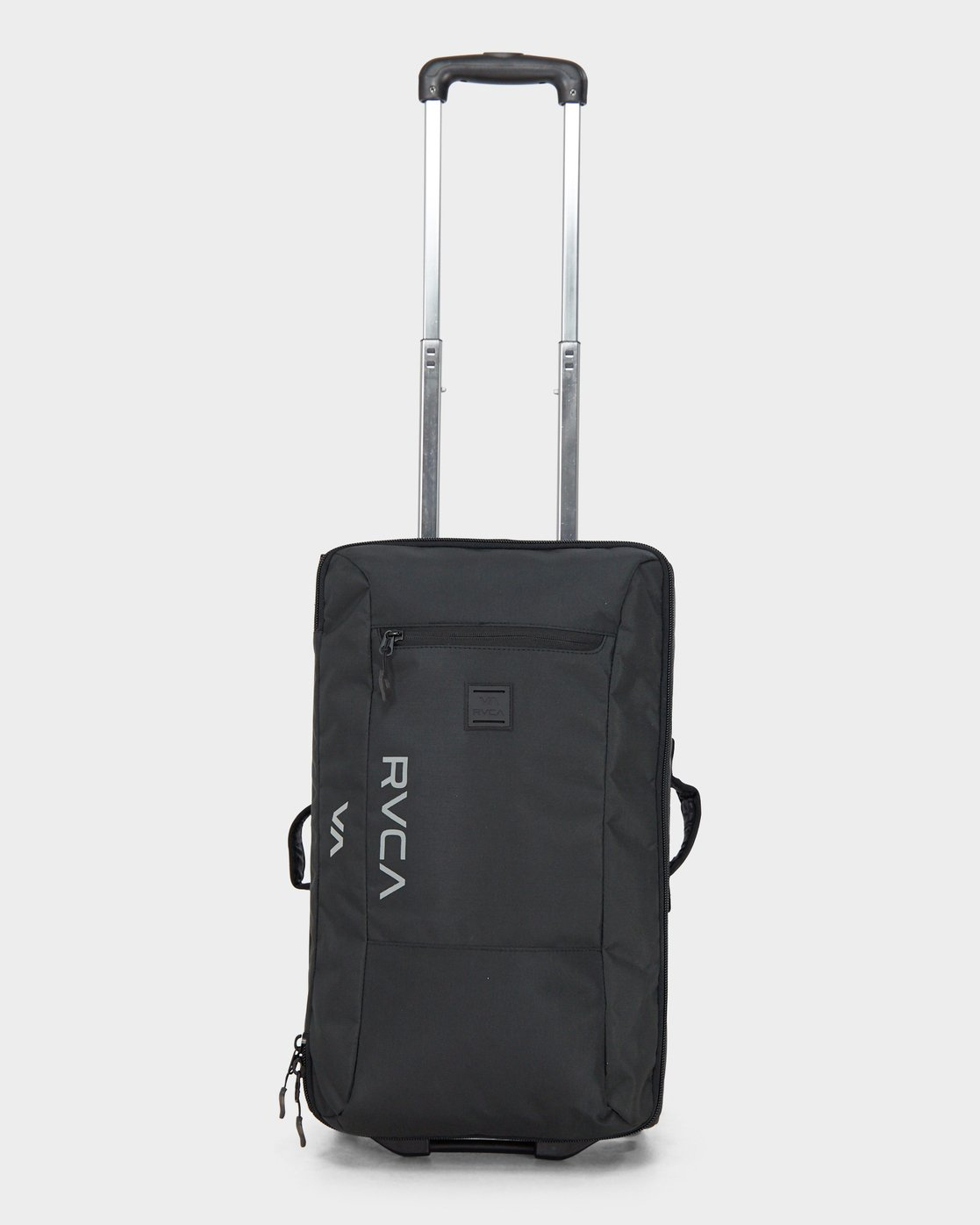 0 Eastern Small Roller Travel Bag Black R381454 RVCA