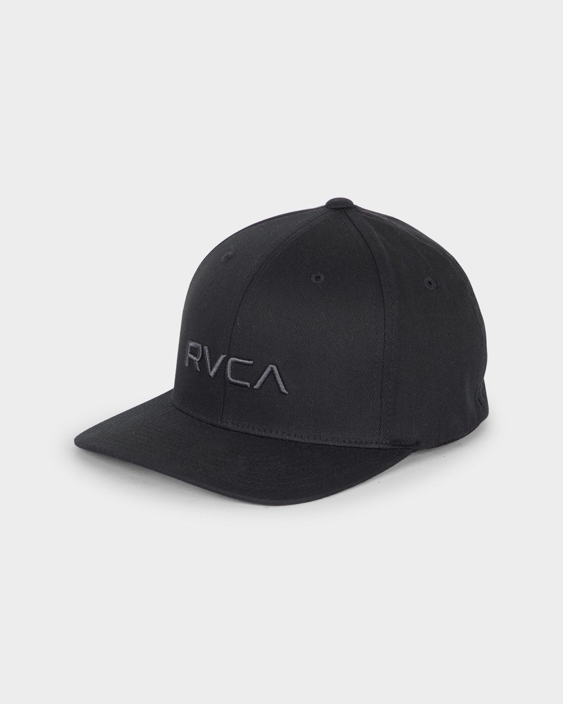 0 RVCA FLEX FIT Black R382568 RVCA