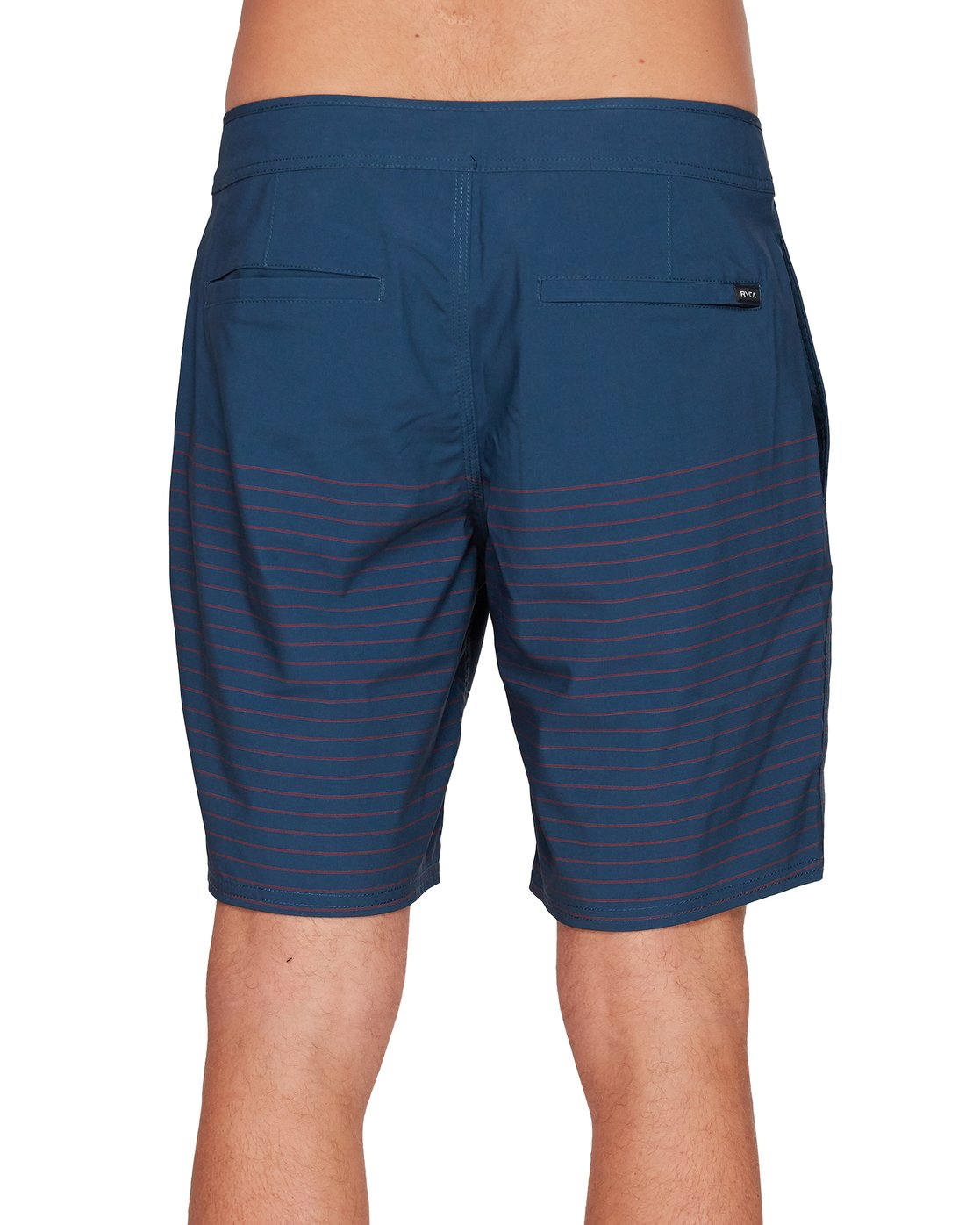 1 CURREN TRUNK Blue R383411 RVCA