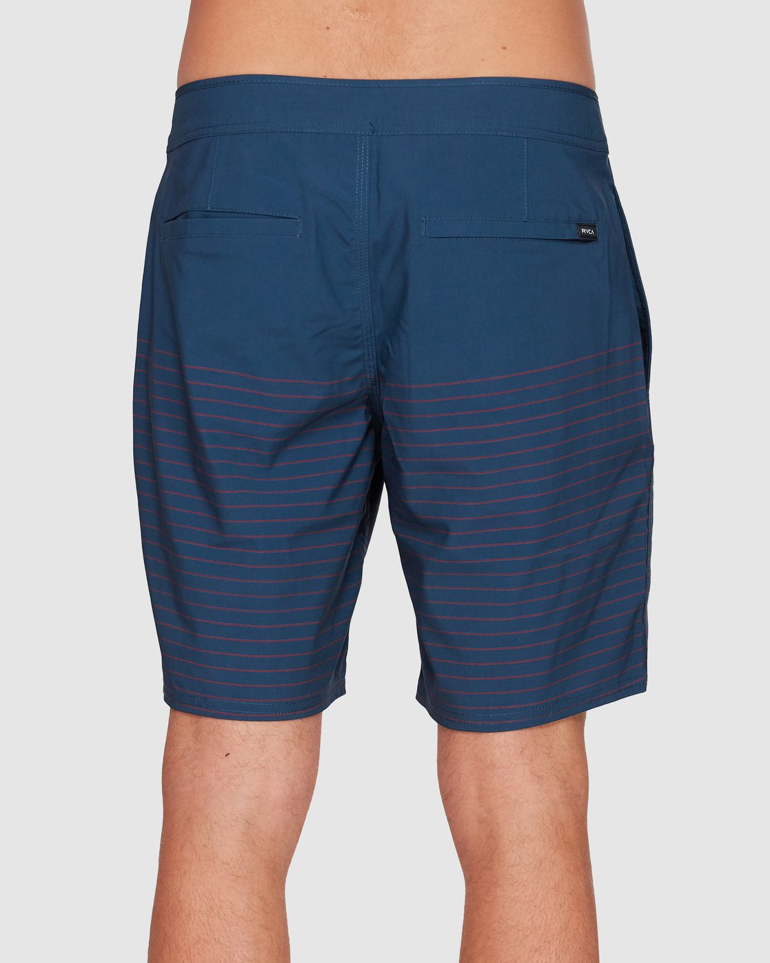 5 CURREN TRUNK Blue R383411 RVCA