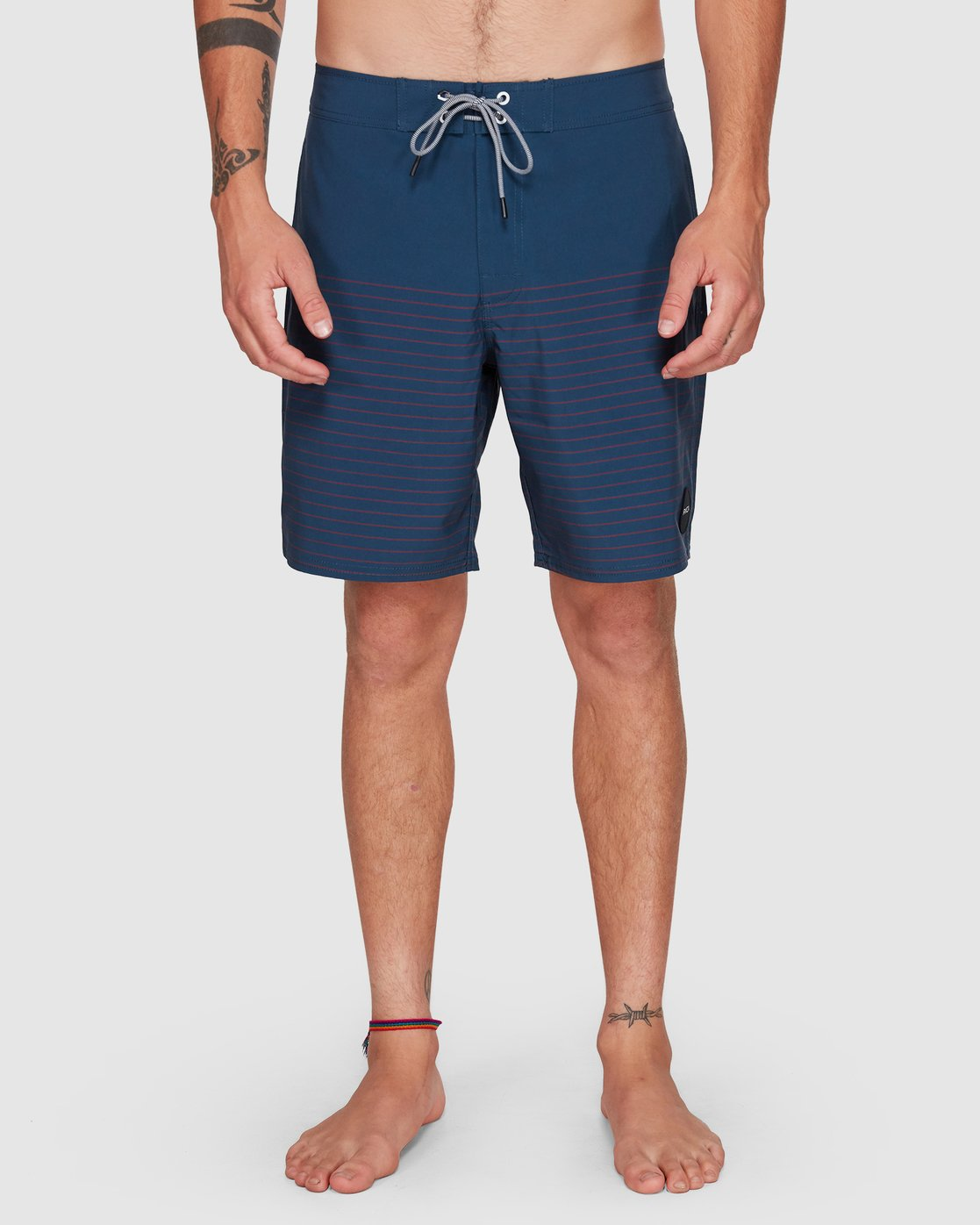 9 CURREN TRUNK Blue R383411 RVCA