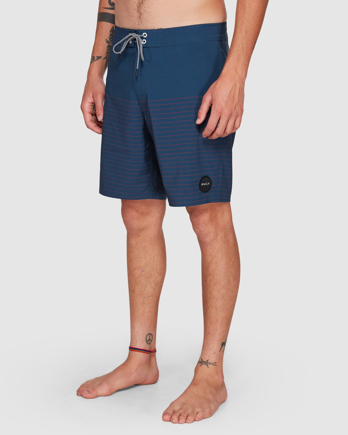 10 CURREN TRUNK Blue R383411 RVCA