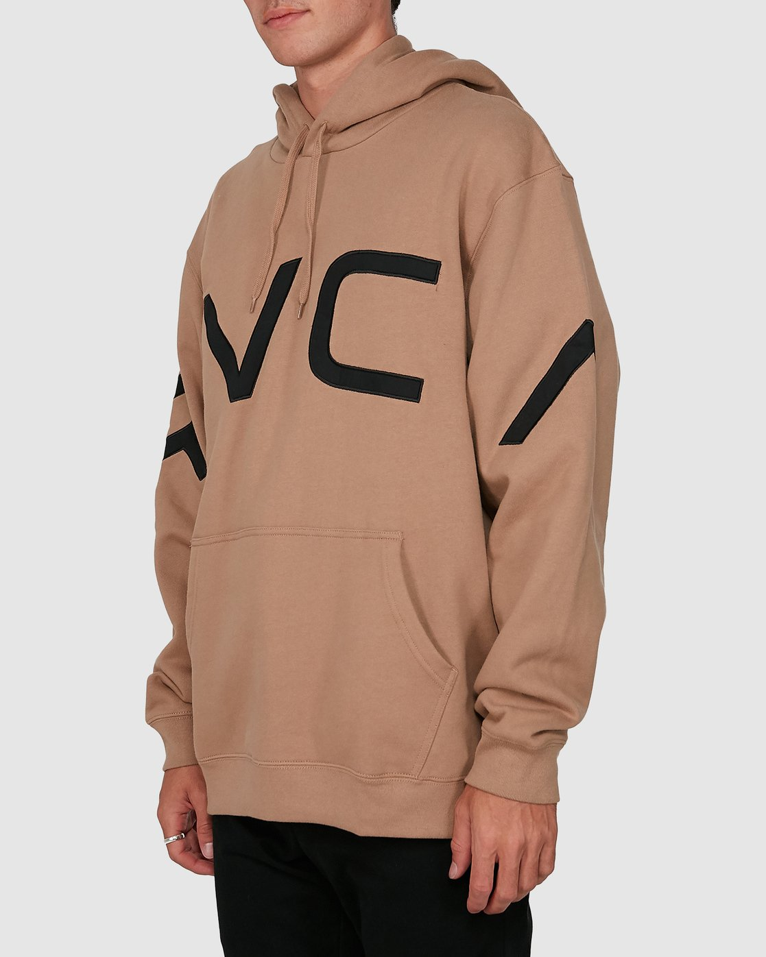 7 Fake Rvca Hoodie Beige R391155 RVCA
