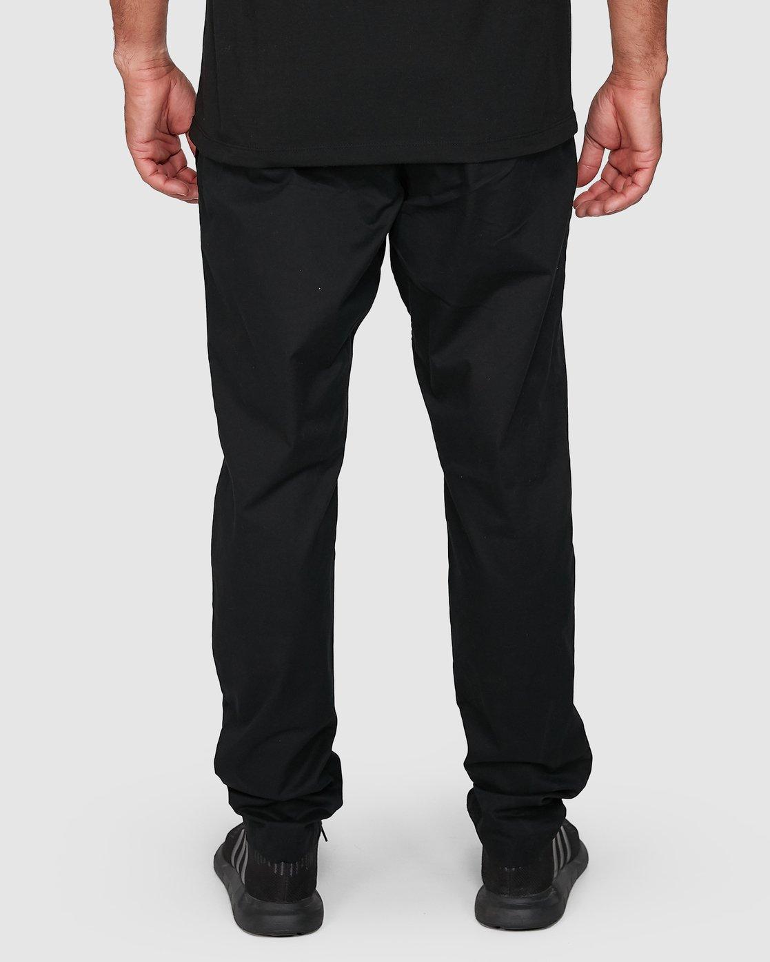 5 Spectrum Iil Pants Black R391274 RVCA