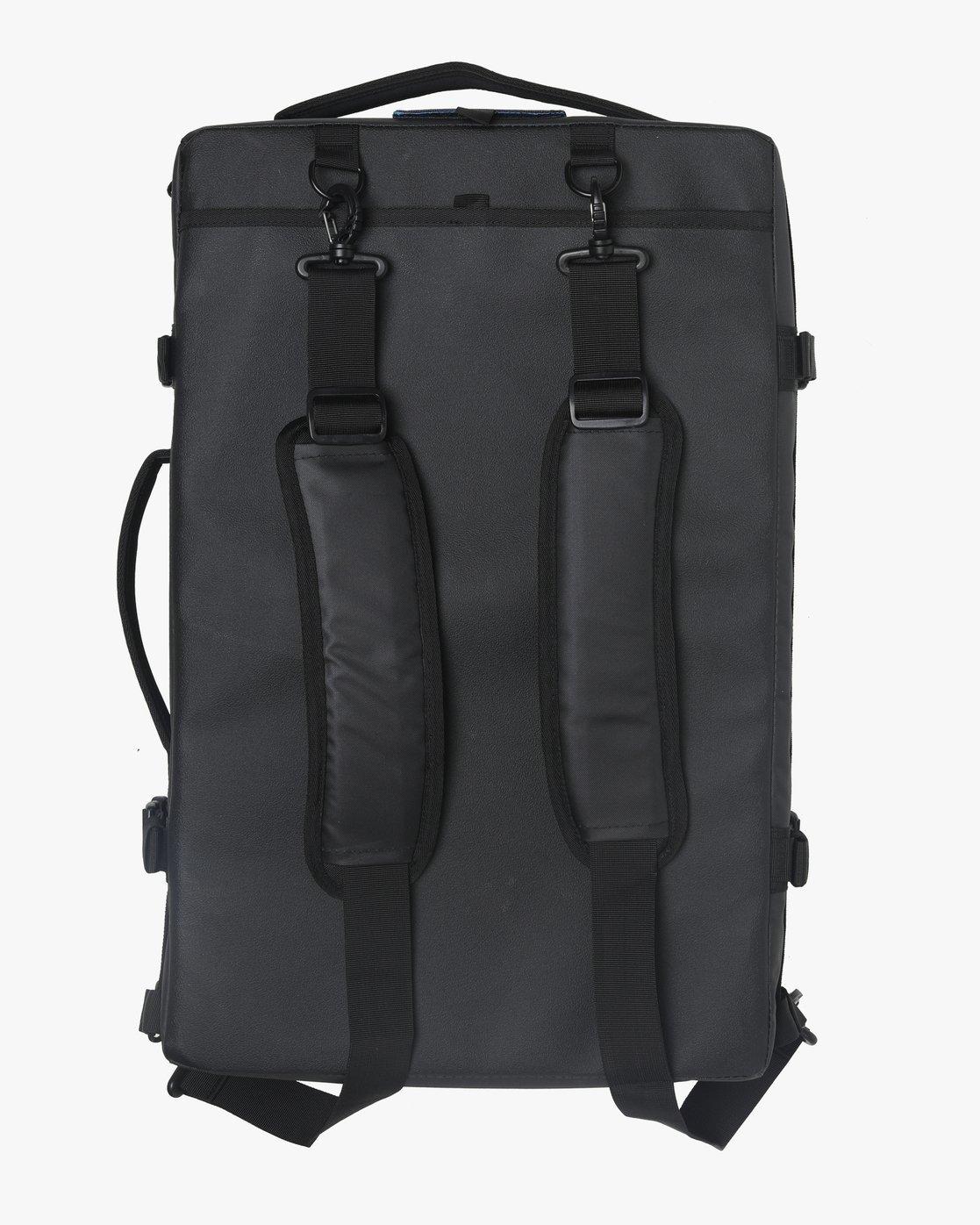 2 Zak Noyle Camera Duffel Bag Black R391459 RVCA