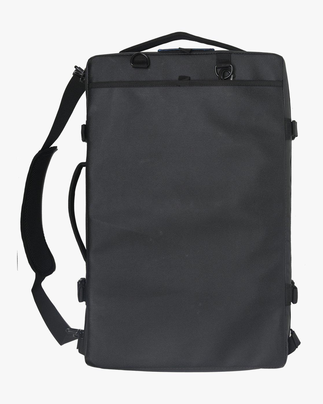 3 Zak Noyle Camera Duffel Bag Black R391459 RVCA